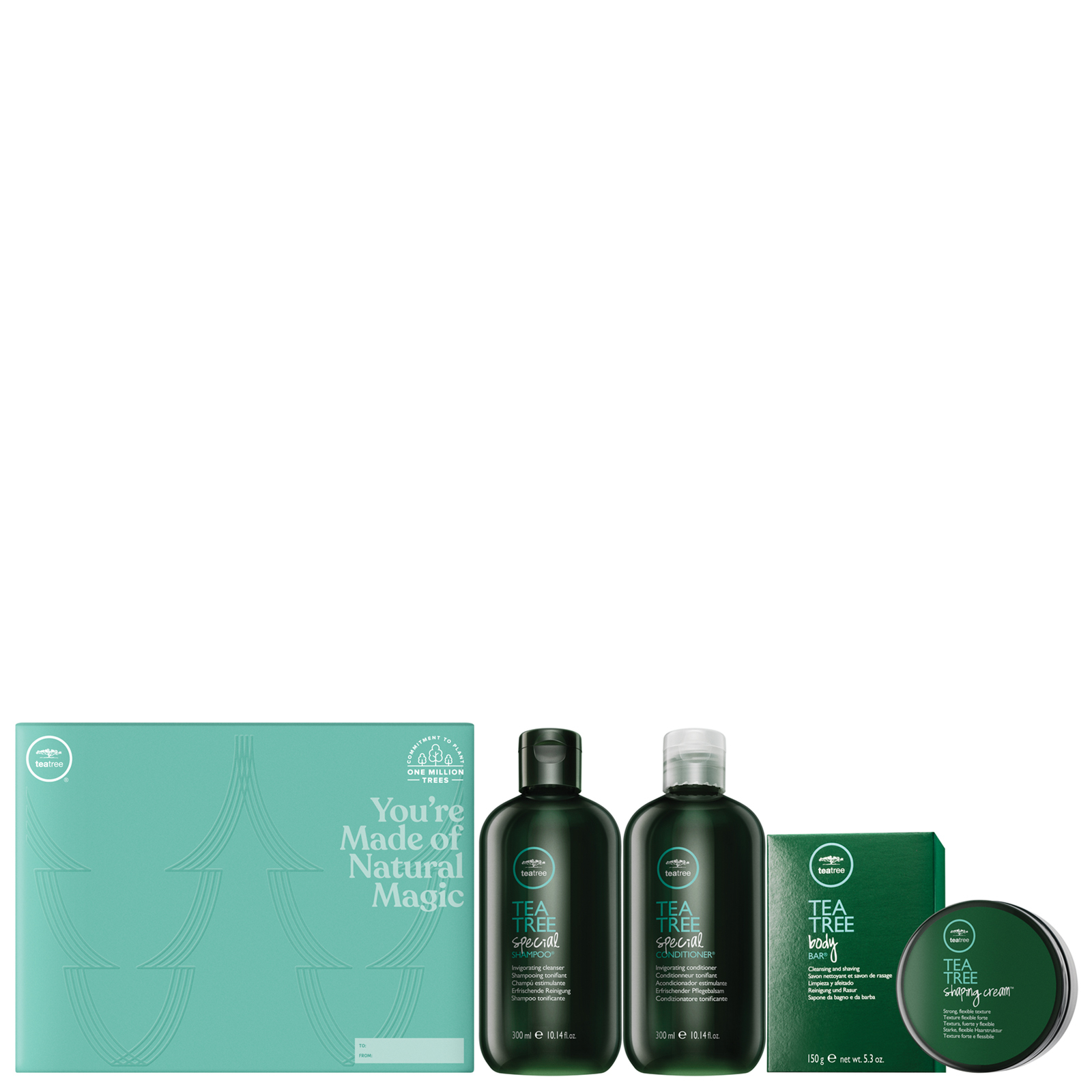 Paul Mitchell Gifts & Sets Deluxe: You're Made of Natural Magic