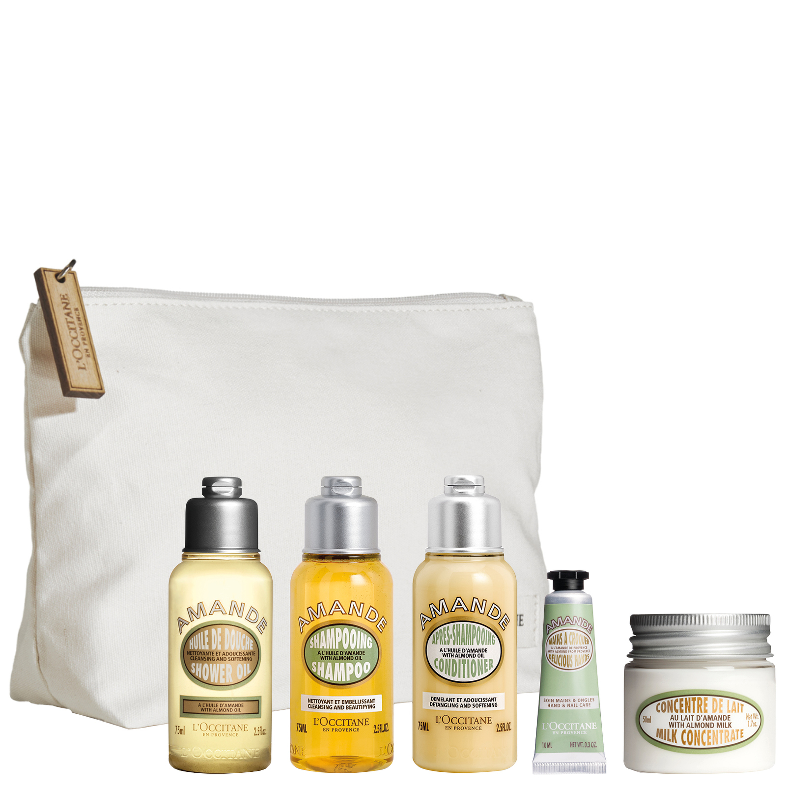 L'Occitane Almond Almond Collection