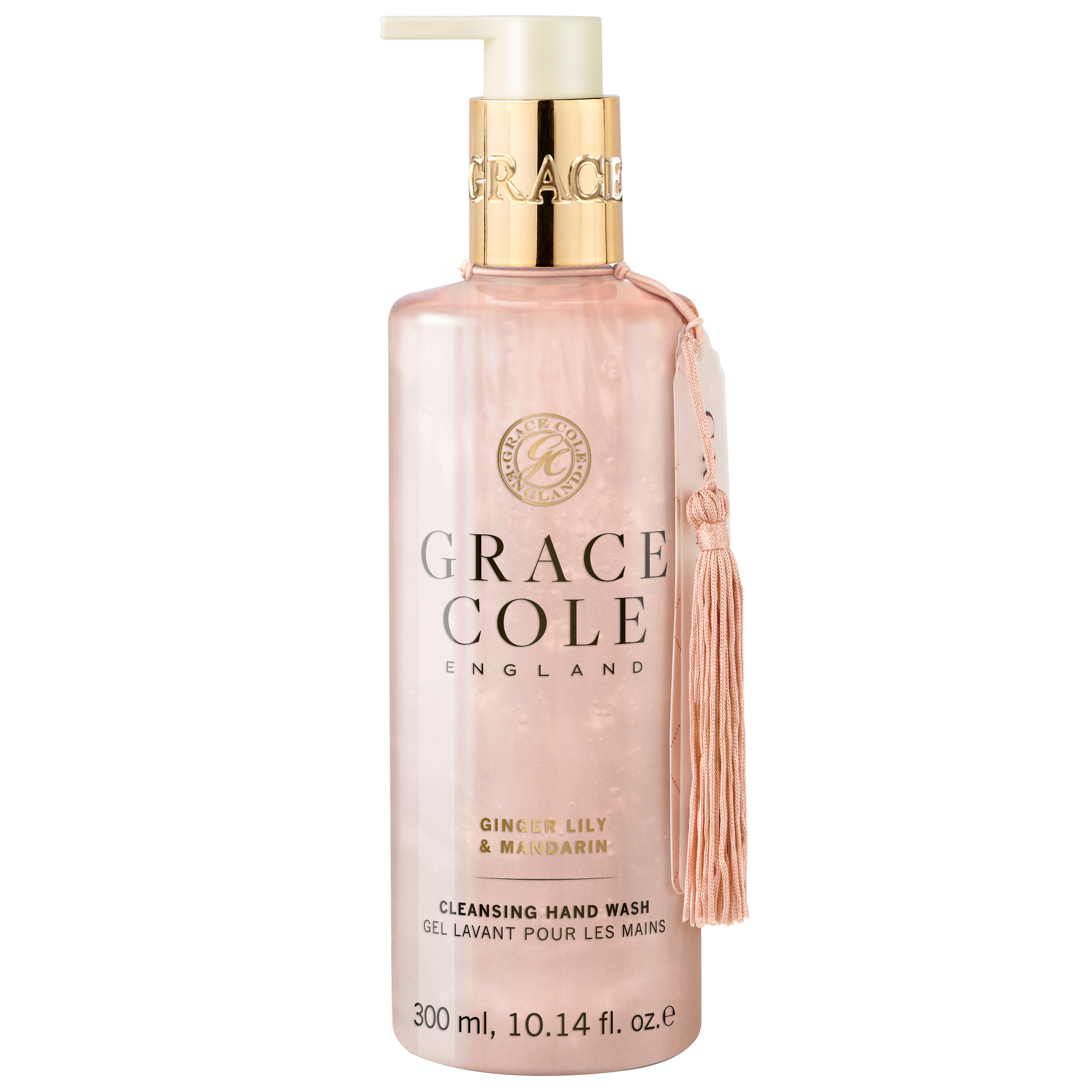 Grace Cole Ginger Lily & Mandarin Hand Wash 300ml