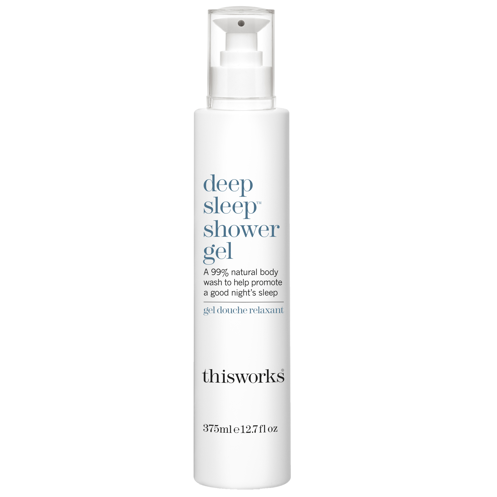 thisworks Bath & Shower Deep Sleep Shower Gel 375ml