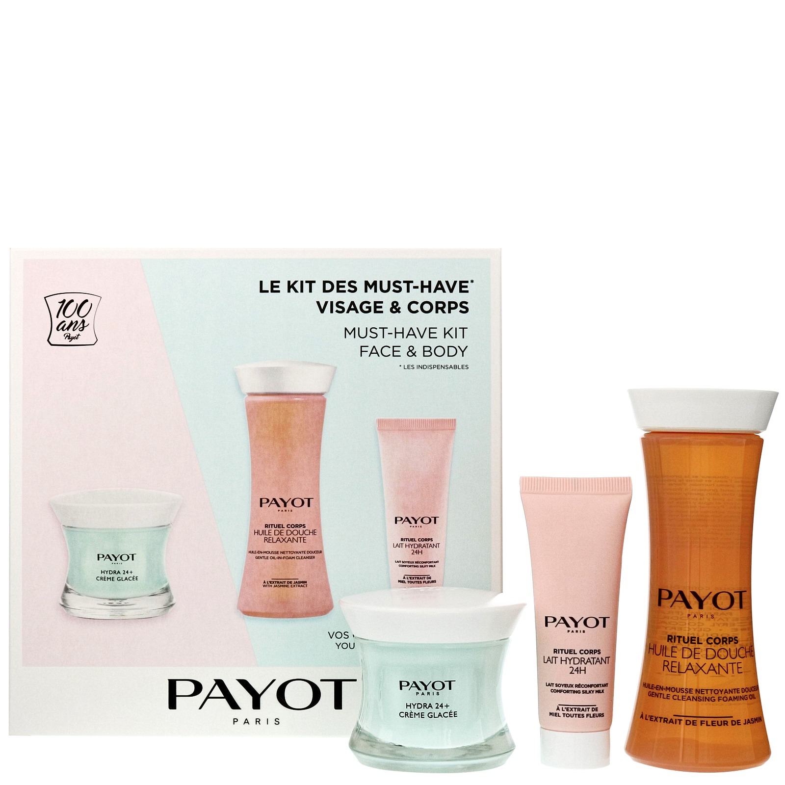 Payot Paris Gifts & Sets Must Have Kit For Face and Body
