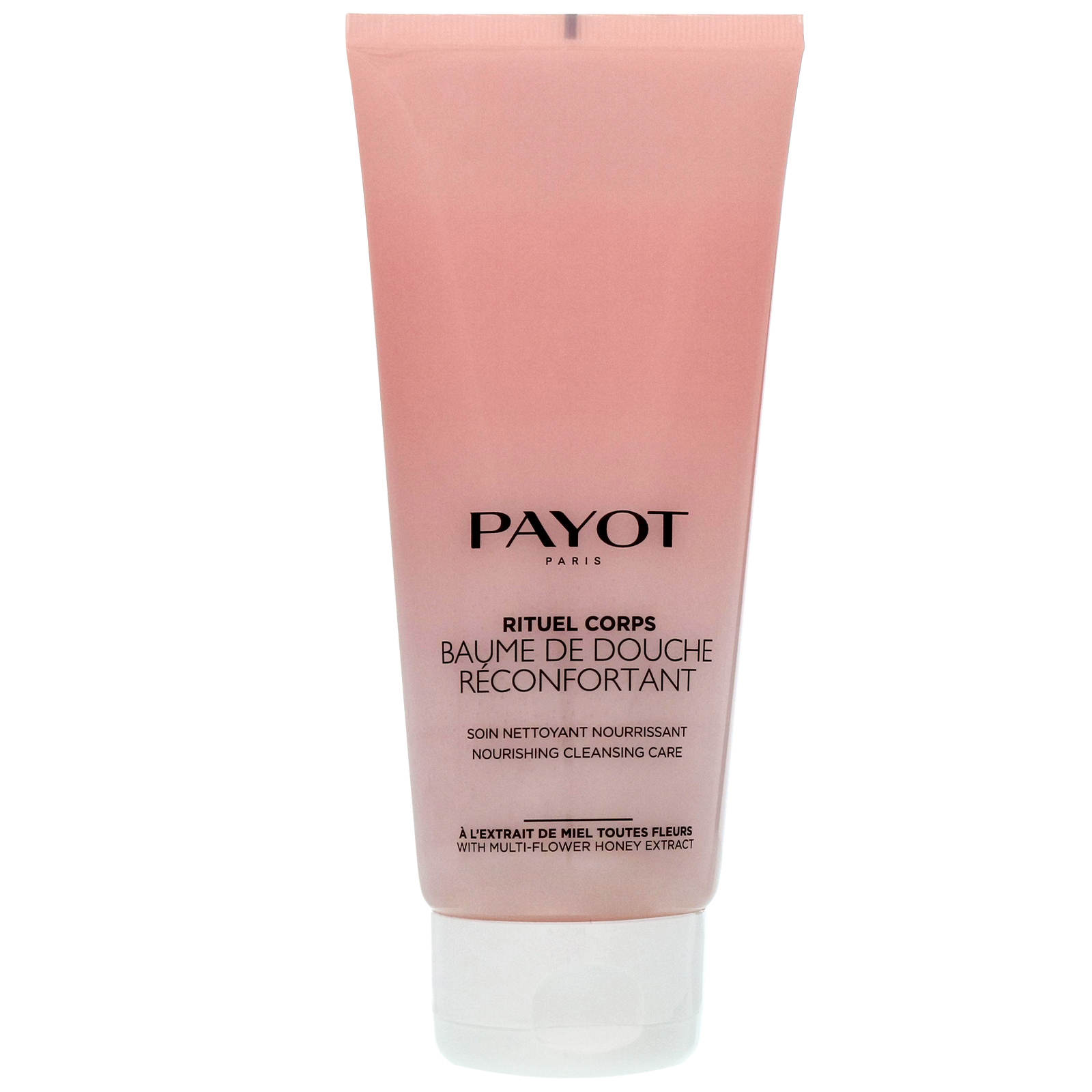 Payot Paris Rituel Corps Baume De Douche Reconfortant: Nourishing Cleansing Care 200ml