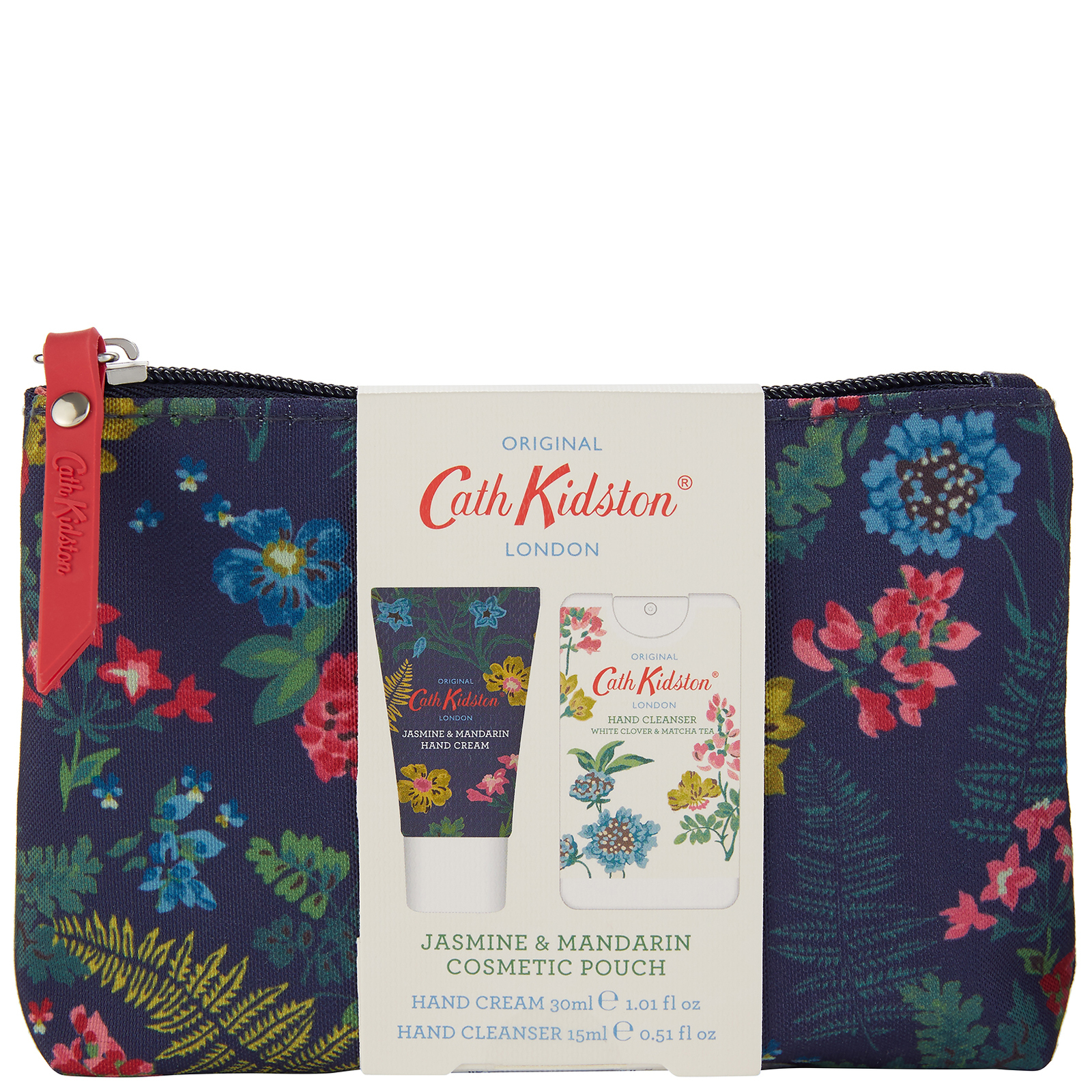 Cath Kidston Twilight Garden Cosmetic Pouch