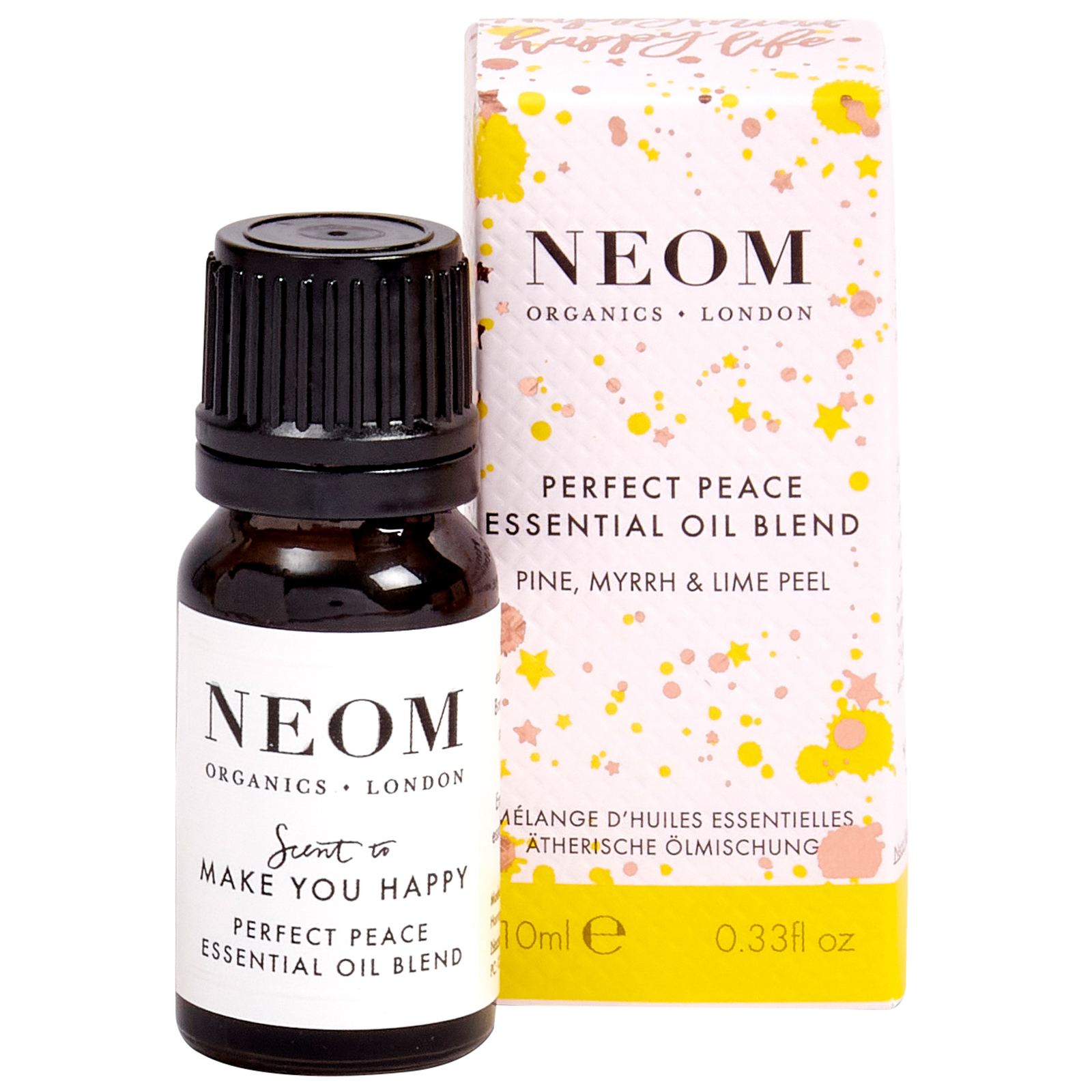 Neom Organics London Christmas 2020 Perfect Peace Essential Oil Blend 10ml
