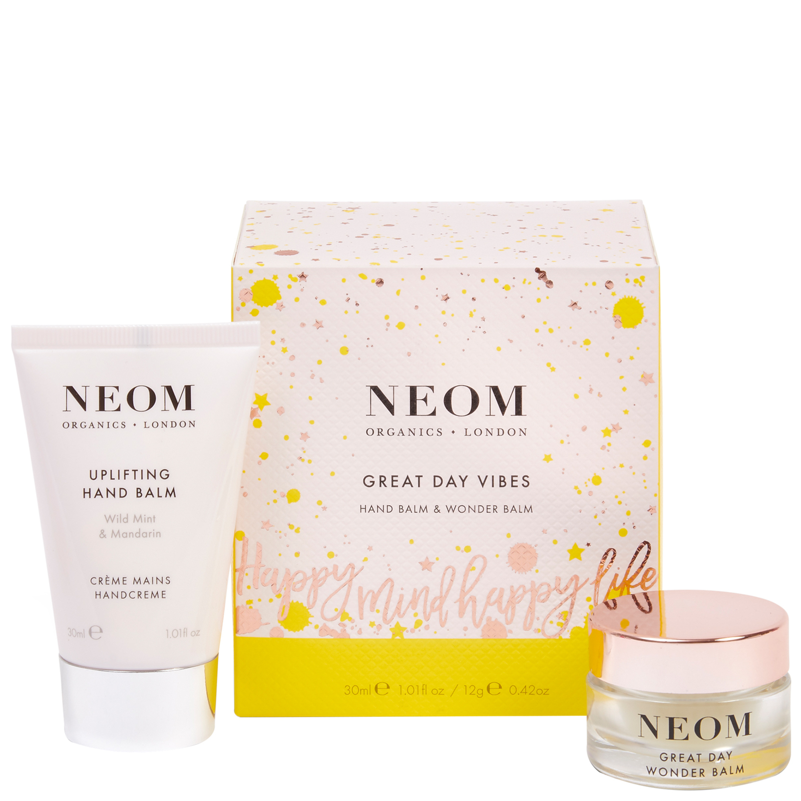 Neom Organics London Christmas 2020 Great Day Vibes Gift Set
