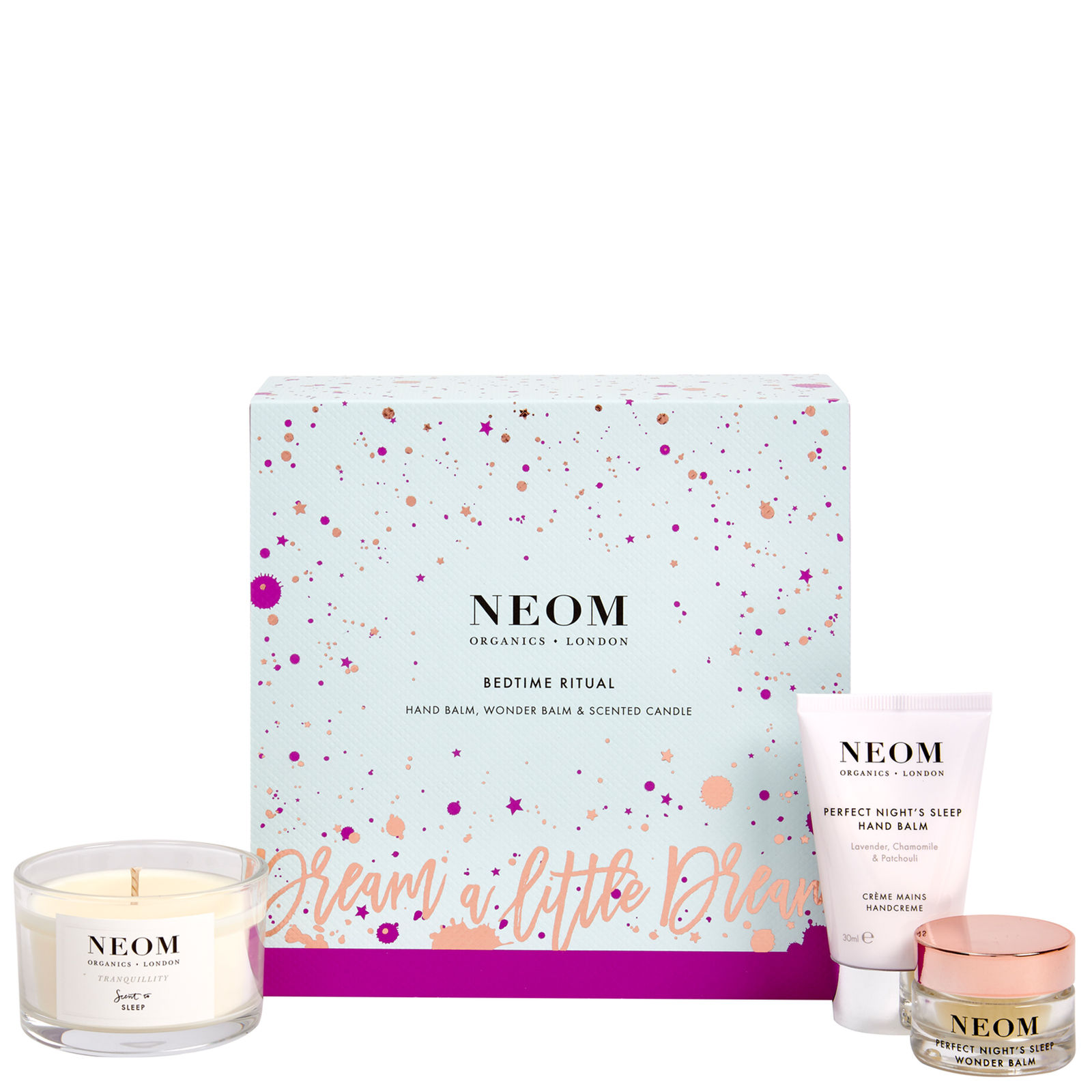 Neom Organics London Christmas 2020 Bedtime Ritual Gift Set