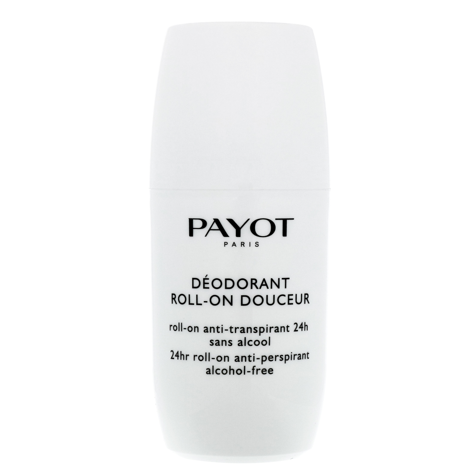 Payot Paris Rituel Corps 24-hr Roll-On Anti-perspirant Alcohol-Free 75ml