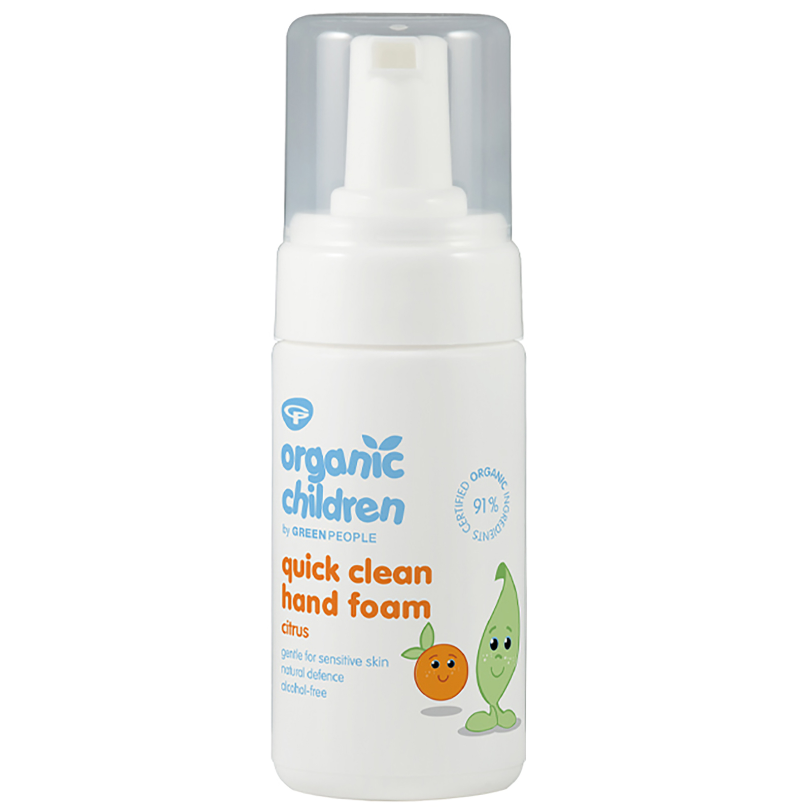 Green People Organic Children Hand Sanitiser 100ml