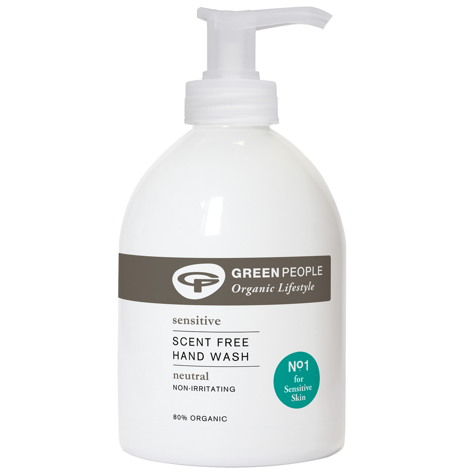 Green People Body Scent Free Hand Wash 300ml