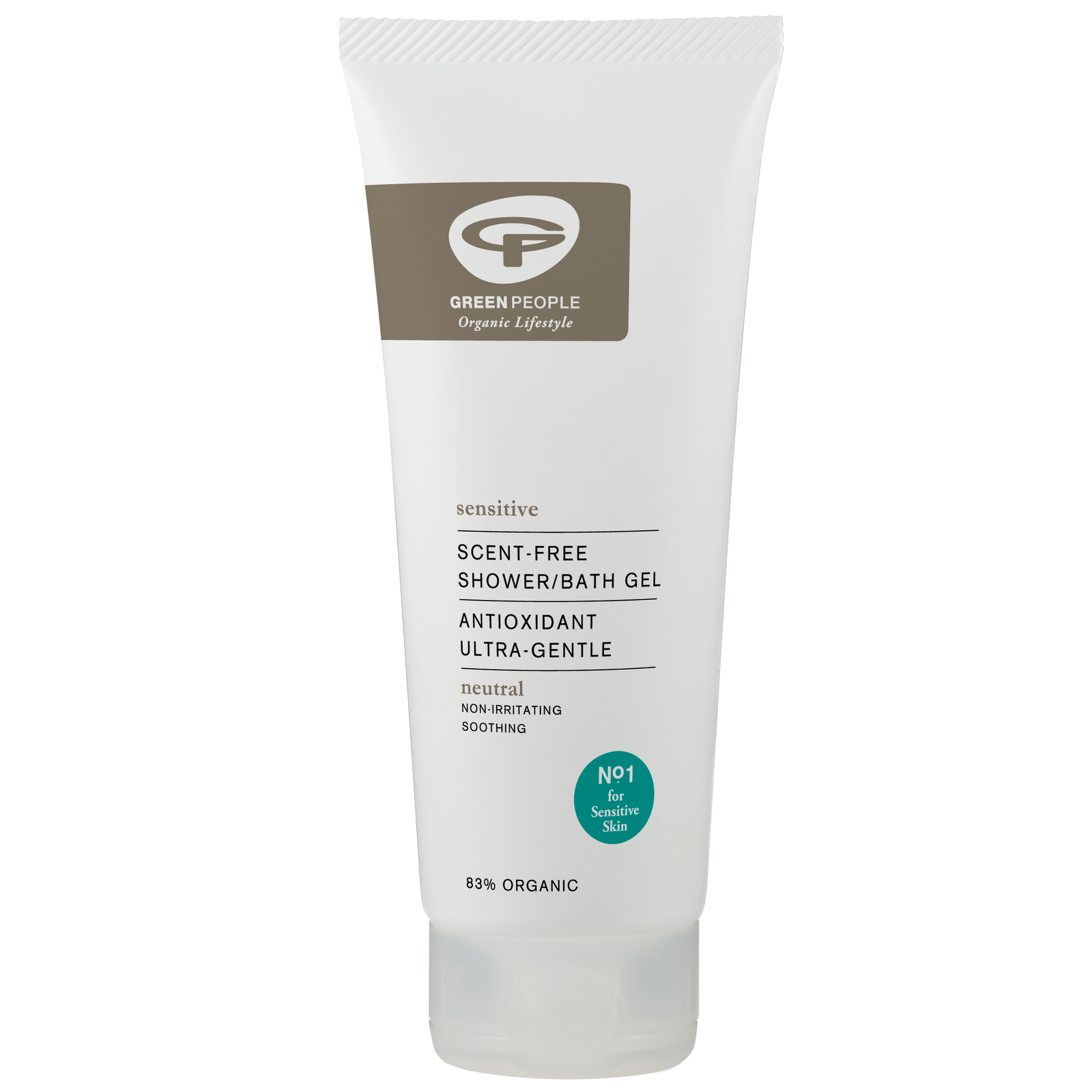 Green People Body Scent Free Shower Gel 200ml