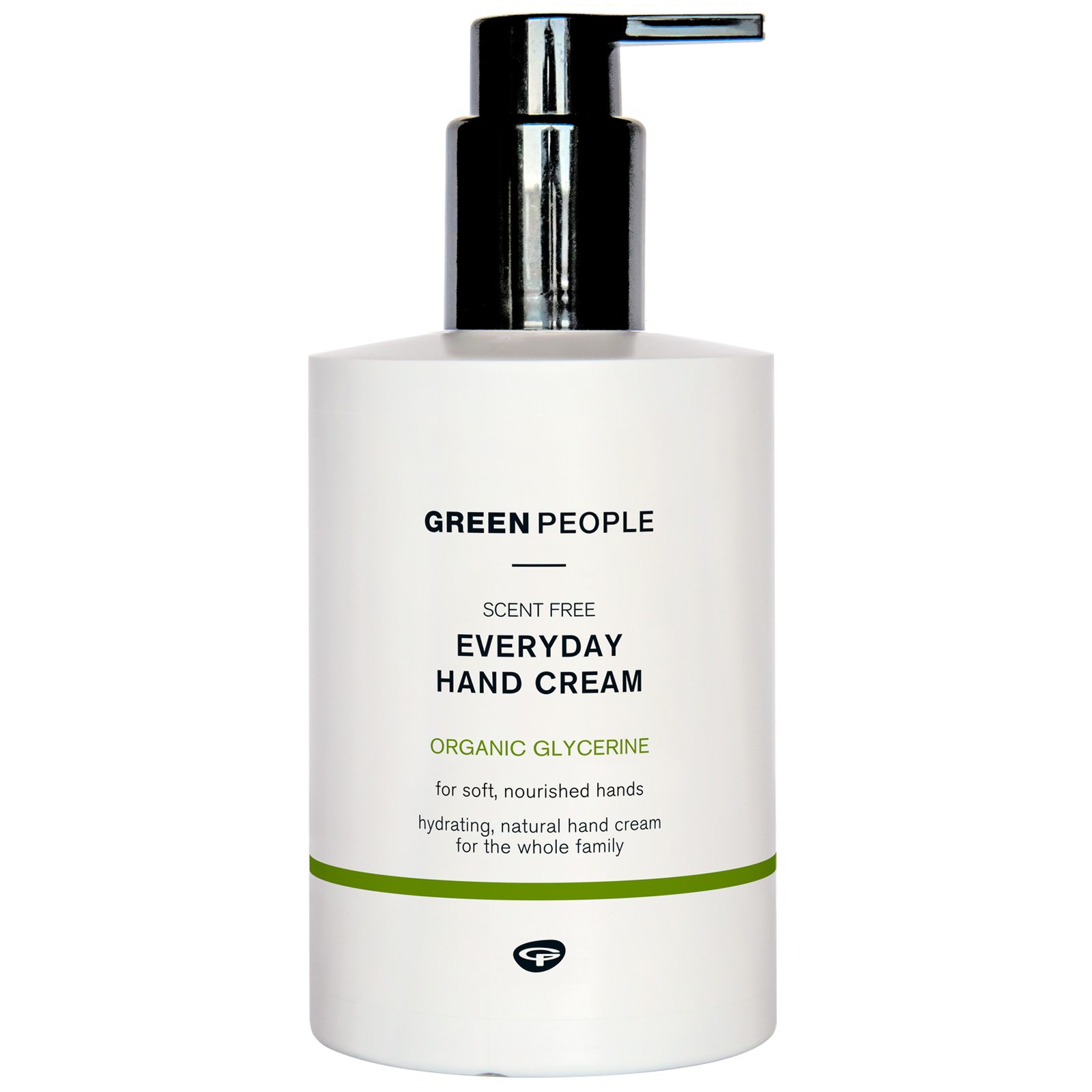 Green People Body Scent Free Everyday Hand Cream 300ml