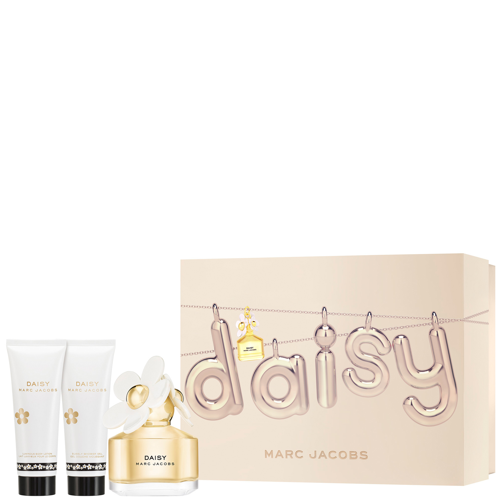 Marc Jacobs Daisy Eau de Toilette Spray 50ml Gift Set