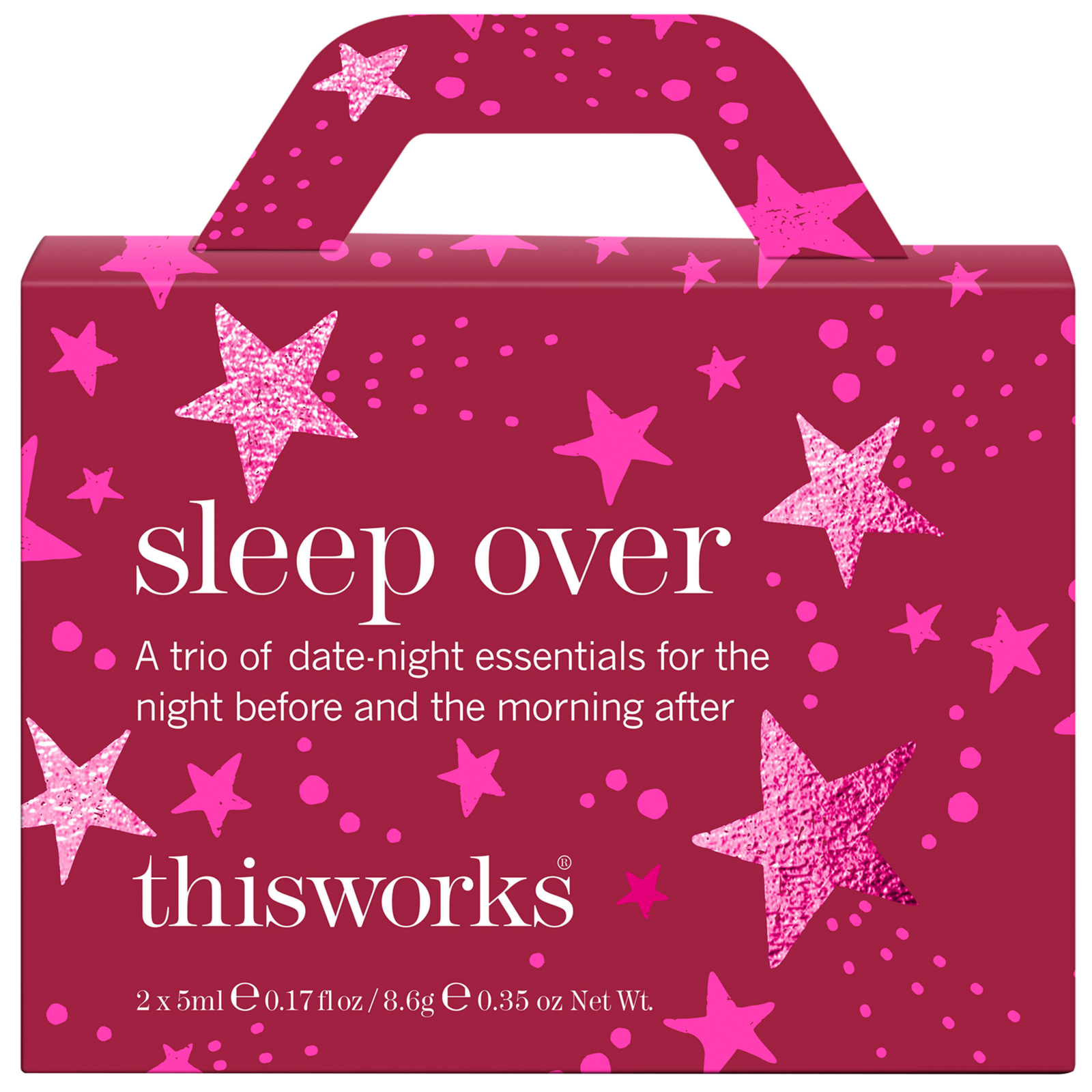 thisworks Christmas 2020 Sleep Over