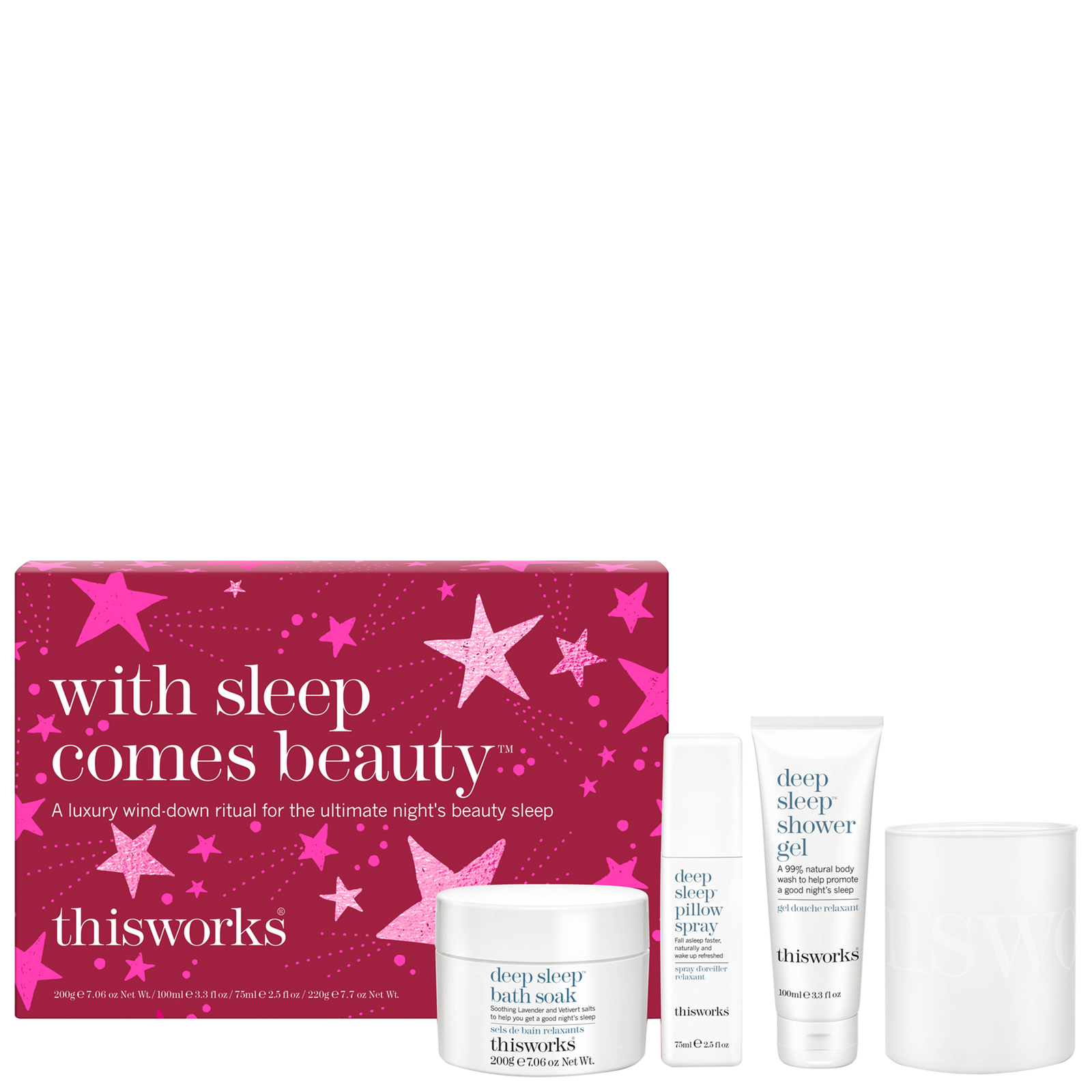 thisworks Gifts With Sleep Comes Beauty