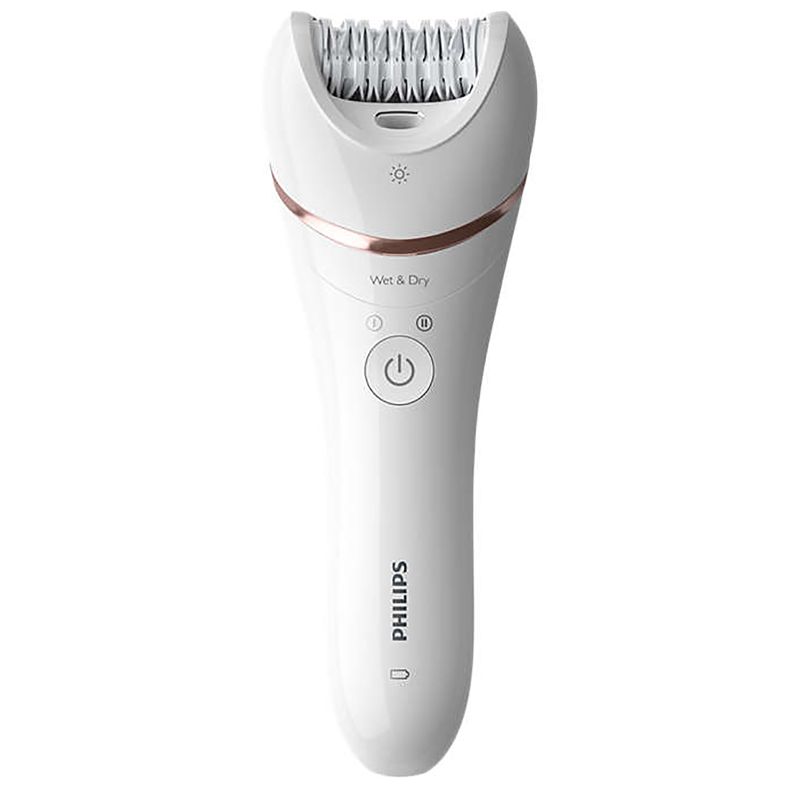 Philips Epilators Series 8000 Wet and Dry Epilator BRE740/11