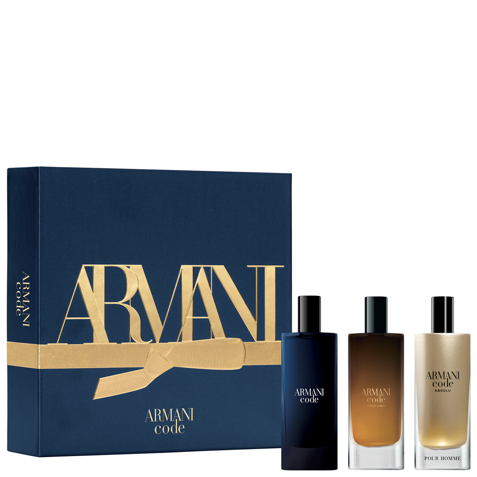 Armani Christmas 2020 Miniature Gift Set For Men Gifts Sets