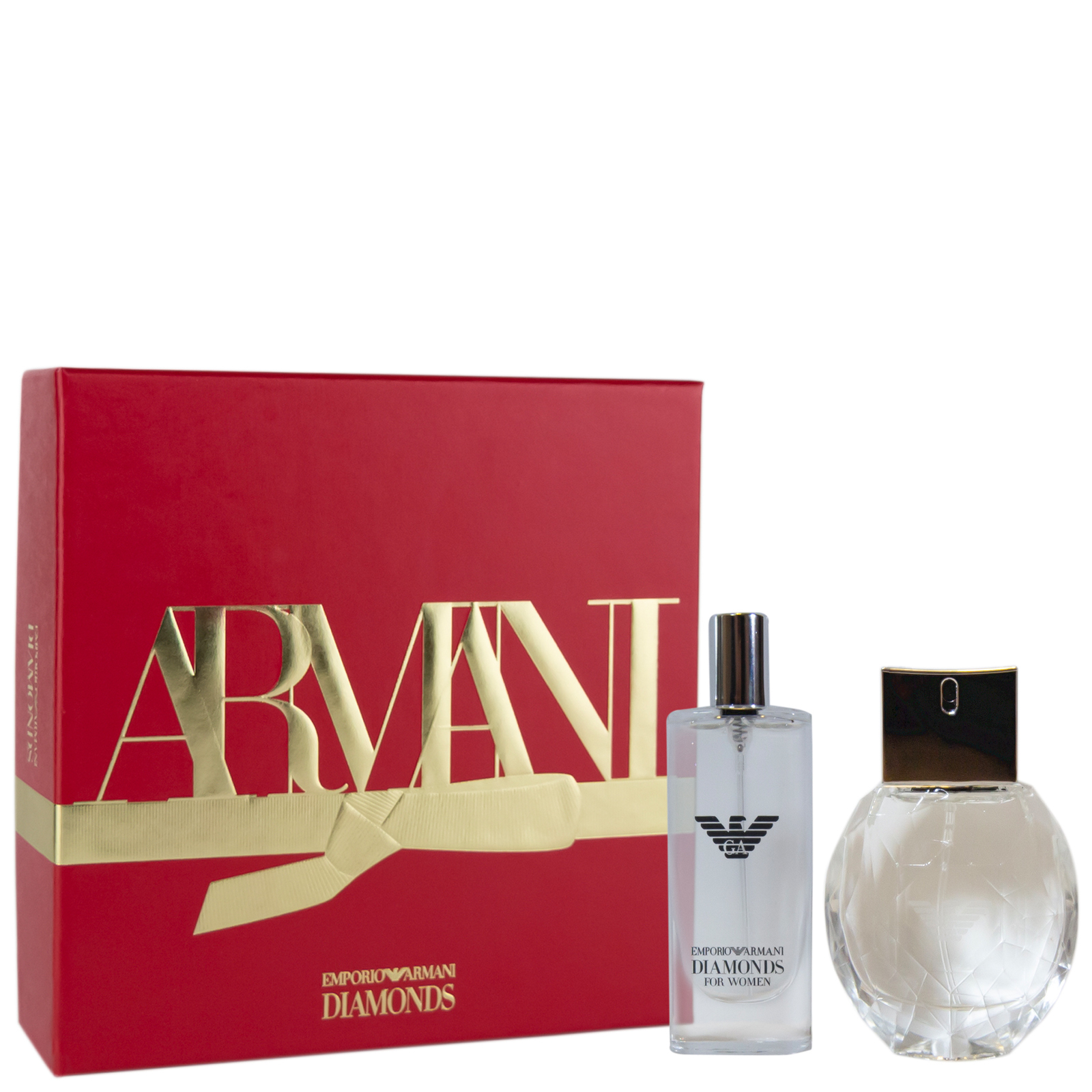 Armani Christmas 2020 Diamonds Eau de Parfum Spray 50ml Gift Set