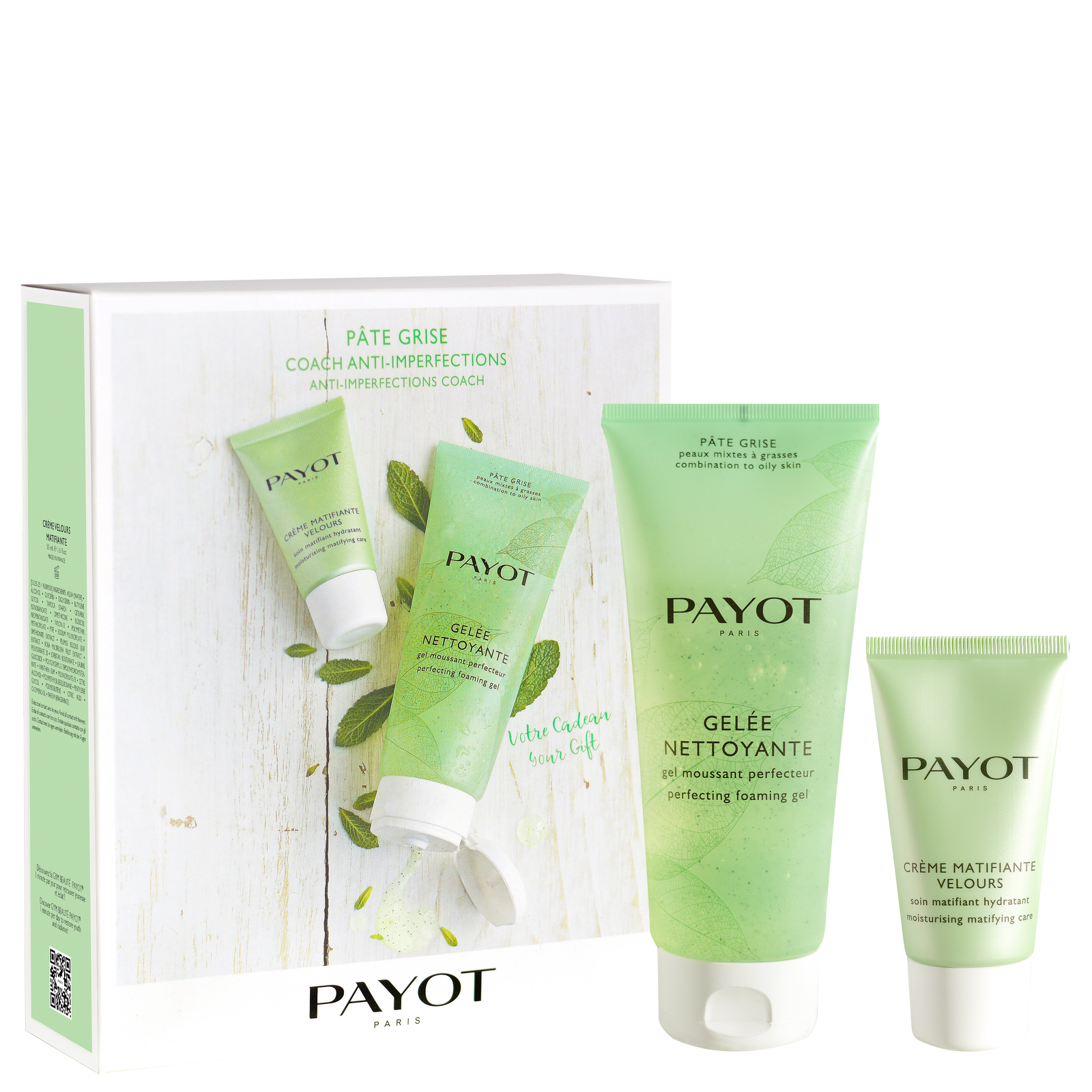 Payot Paris Gifts & Sets Pate Grise Anti-Imperfections Coach Set