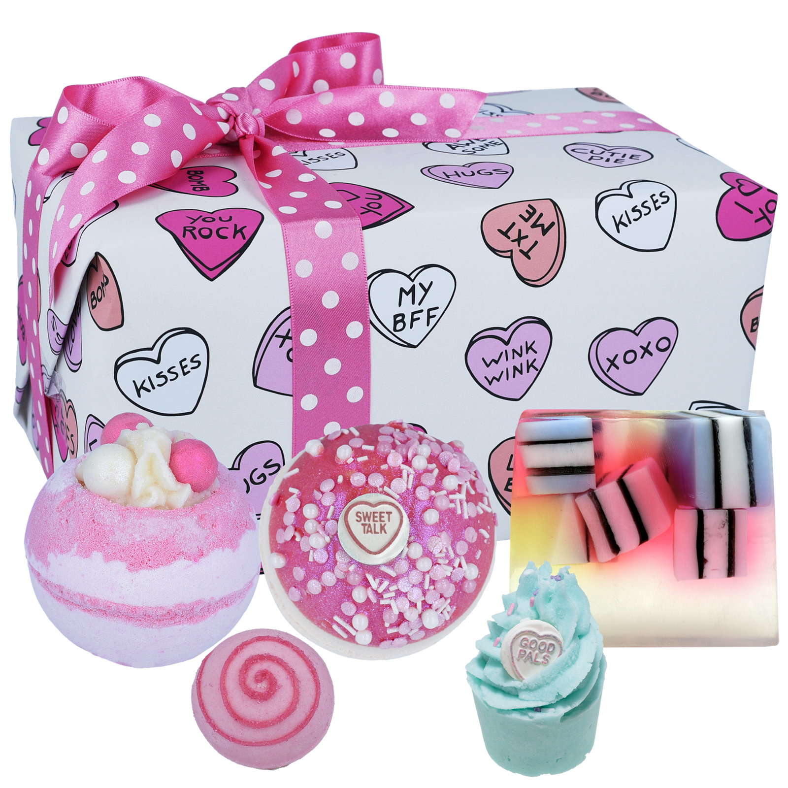 Bomb Cosmetics Gift Packs Sweet Illusion