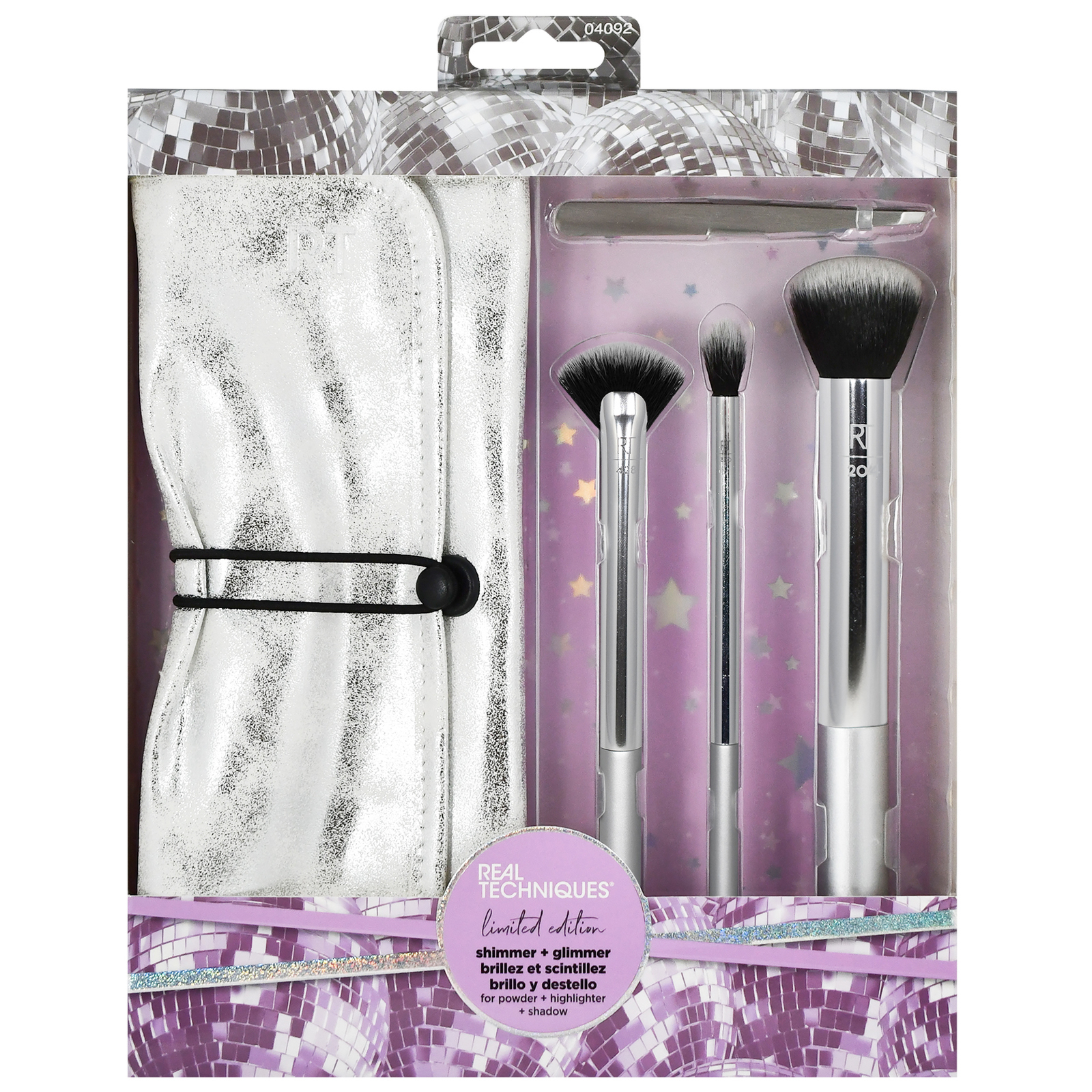 Real Techniques Gifts and Sets Limited Edition Shimmer & Glimmer