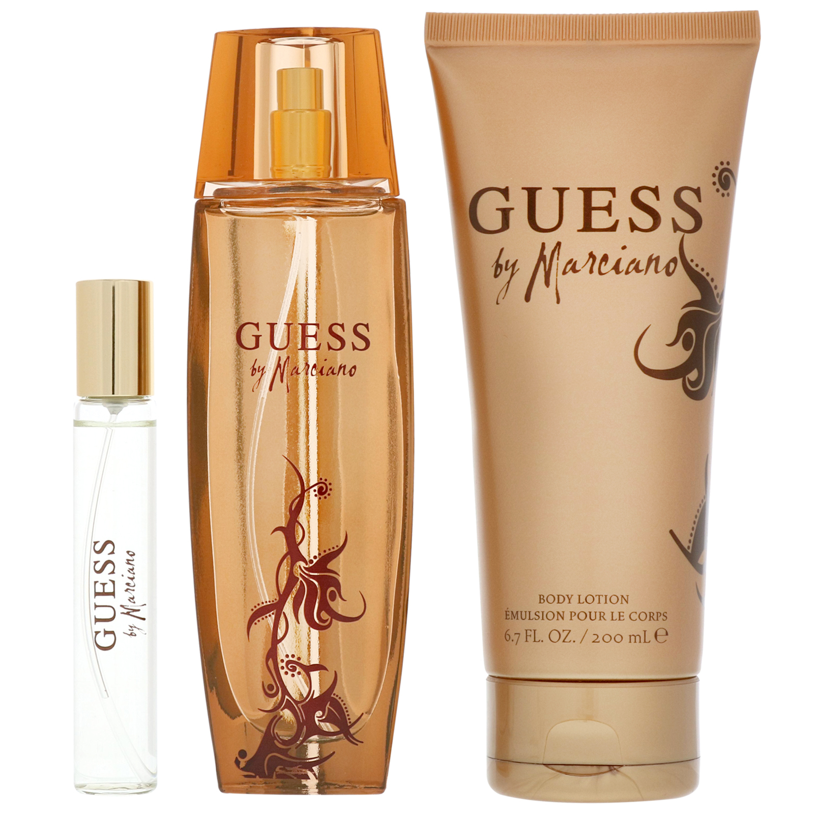 Guess By Marciano Eau de Parfum Spray 100ml Gift Set