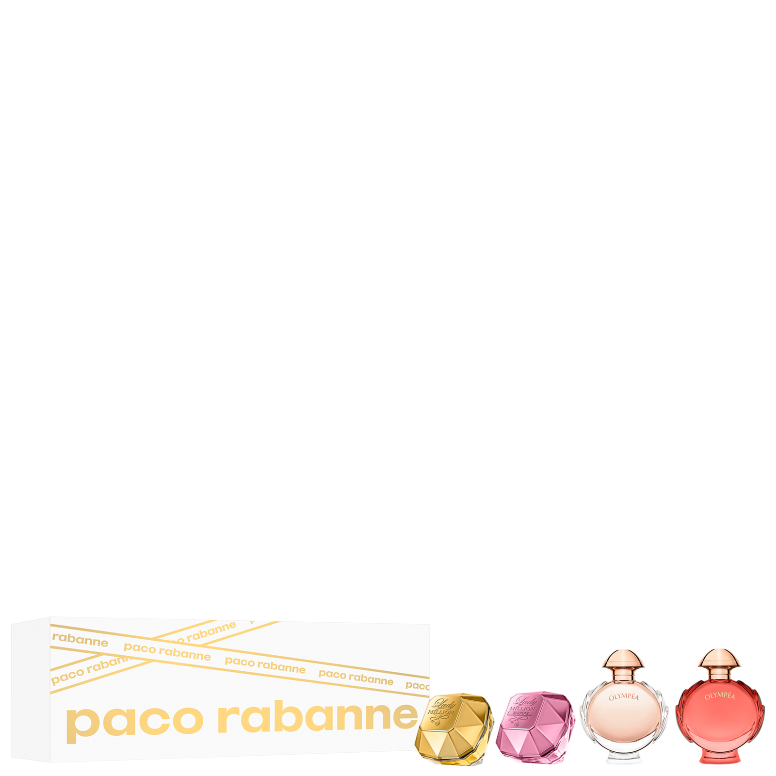 Paco Rabanne Christmas 2020 Miniature Gift Set For Women Gifts Sets