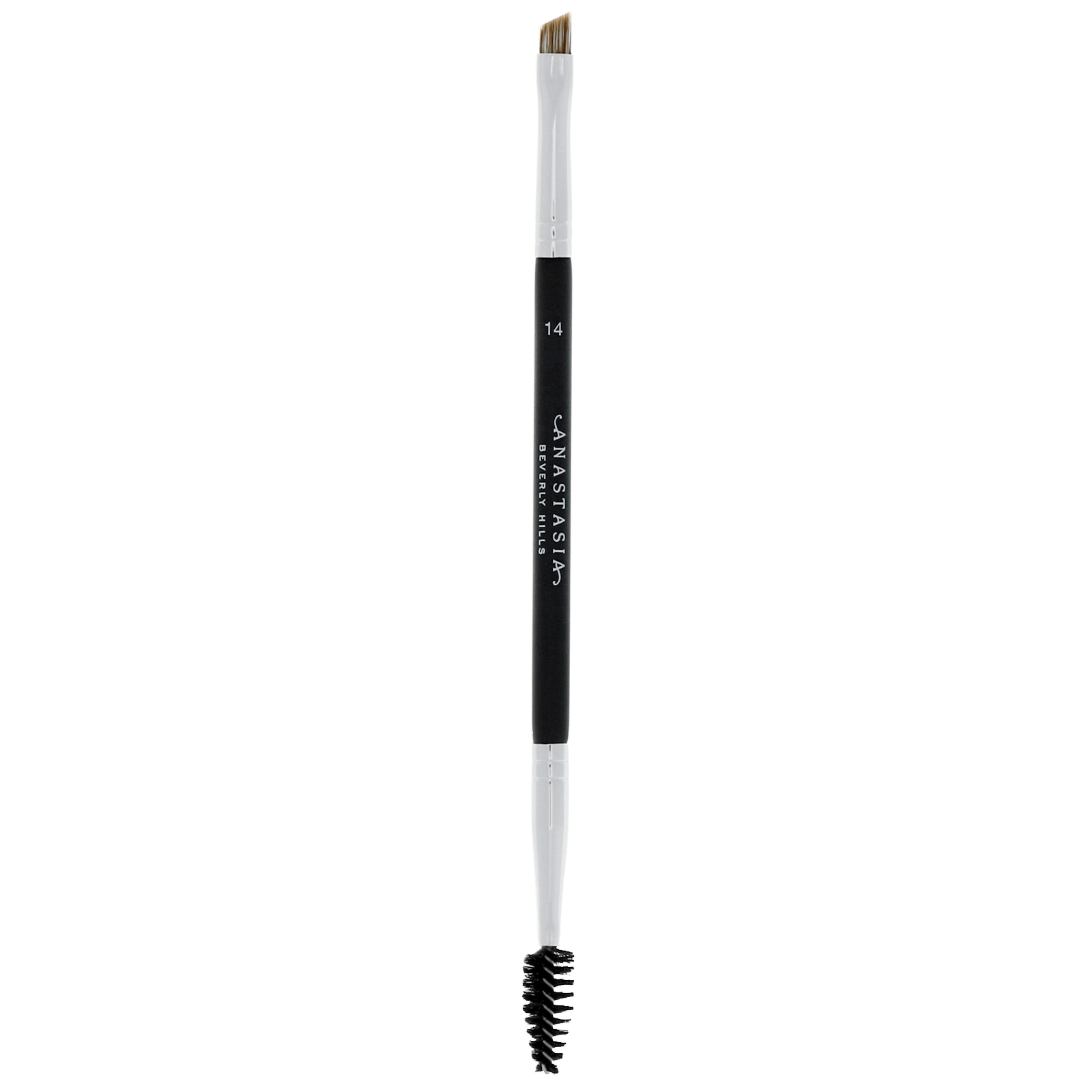 ANASTASIA BEVERLY HILLS Makeup Brushes 14 Dual-Ended Firm Detail Brush
