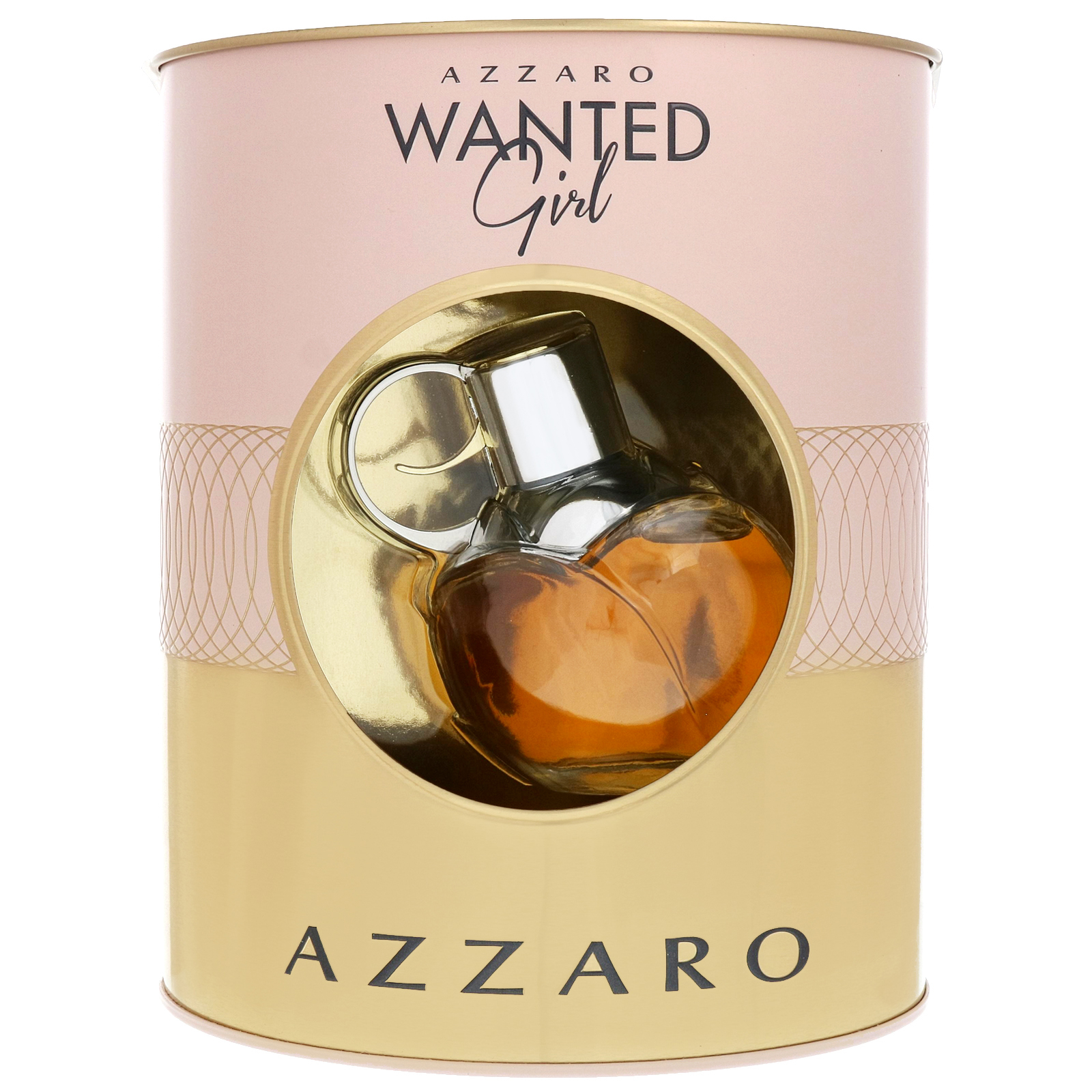 Azzaro Wanted Girl Eau de Parfum Spray 80ml Gift Set