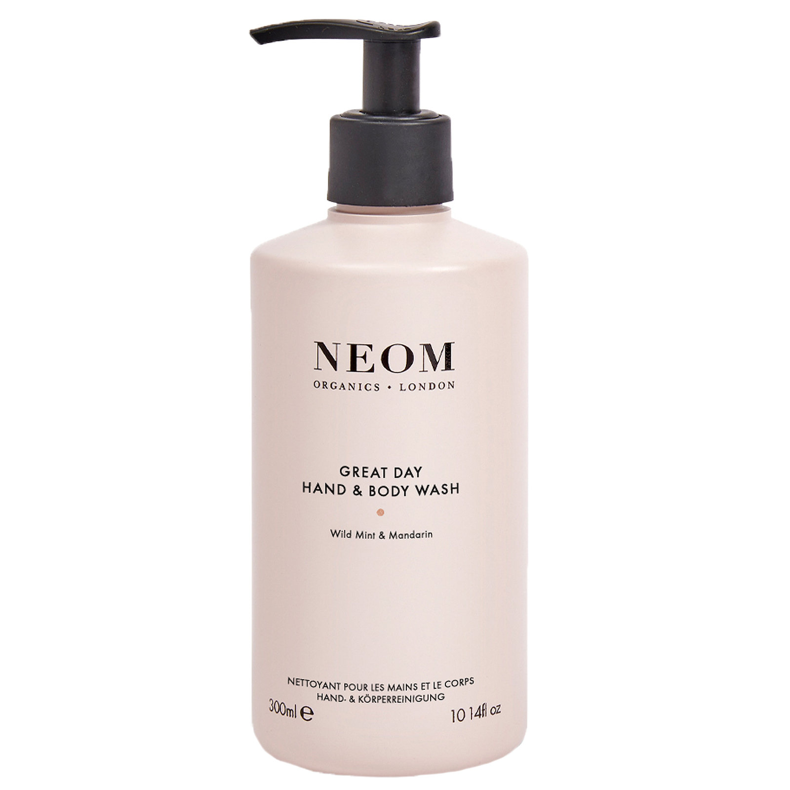Neom Organics London Scent To Make You Happy Great Day Body & Hand Wash 300ml
