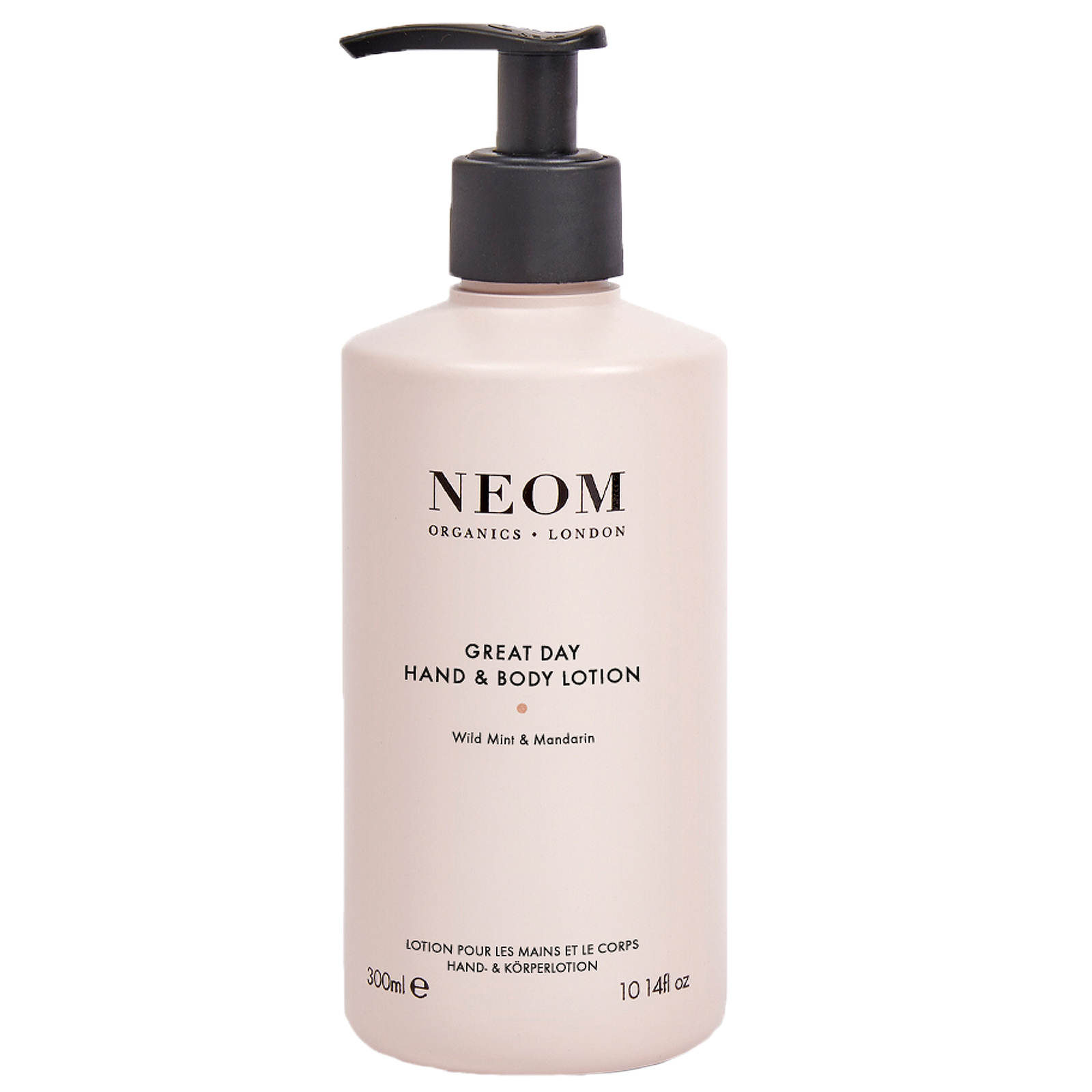 Neom Organics London Scent To Make You Happy Great Day Body & Hand Lotion 300ml