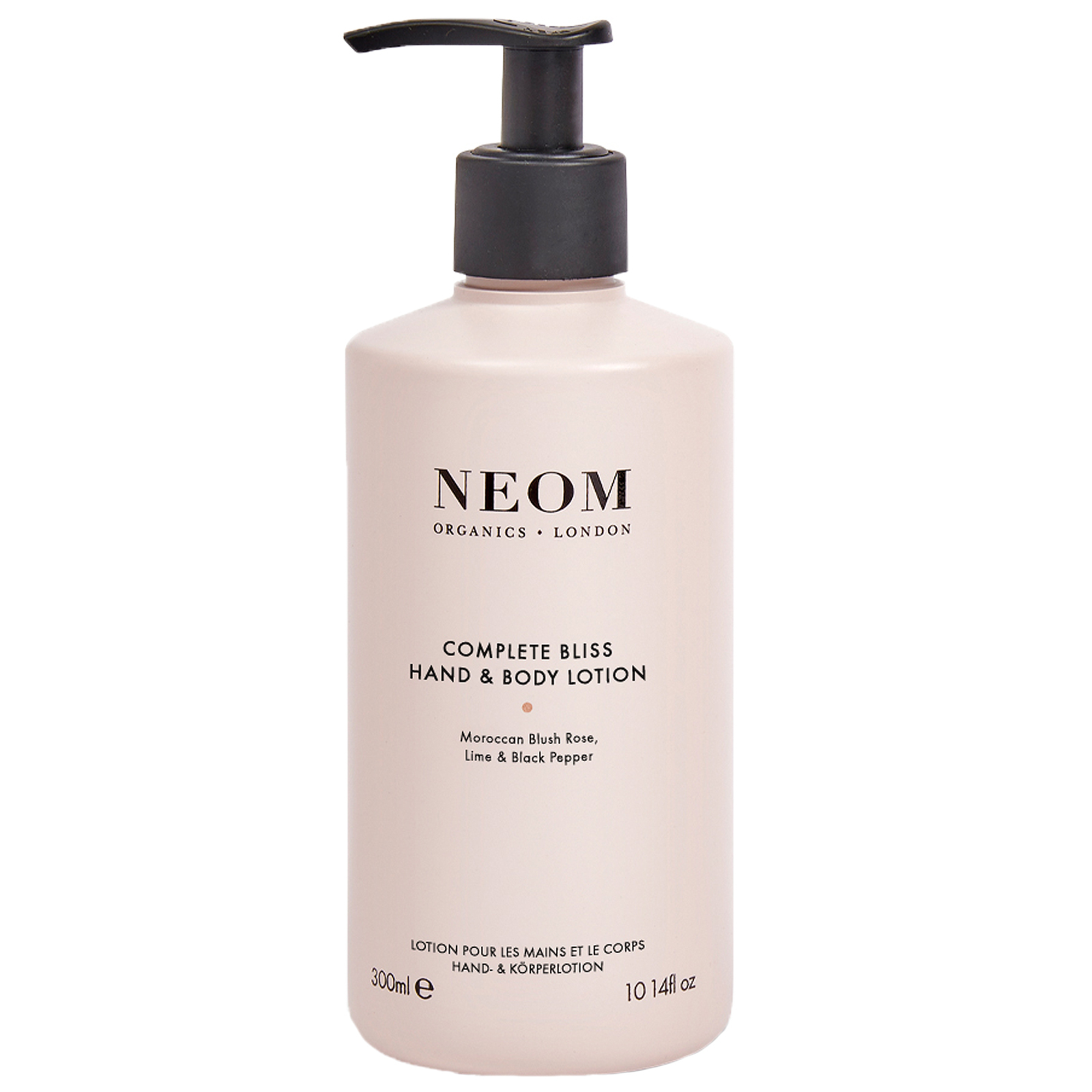 Neom Organics London Scent To De-Stress Complete Bliss Body & Hand Lotion 300ml