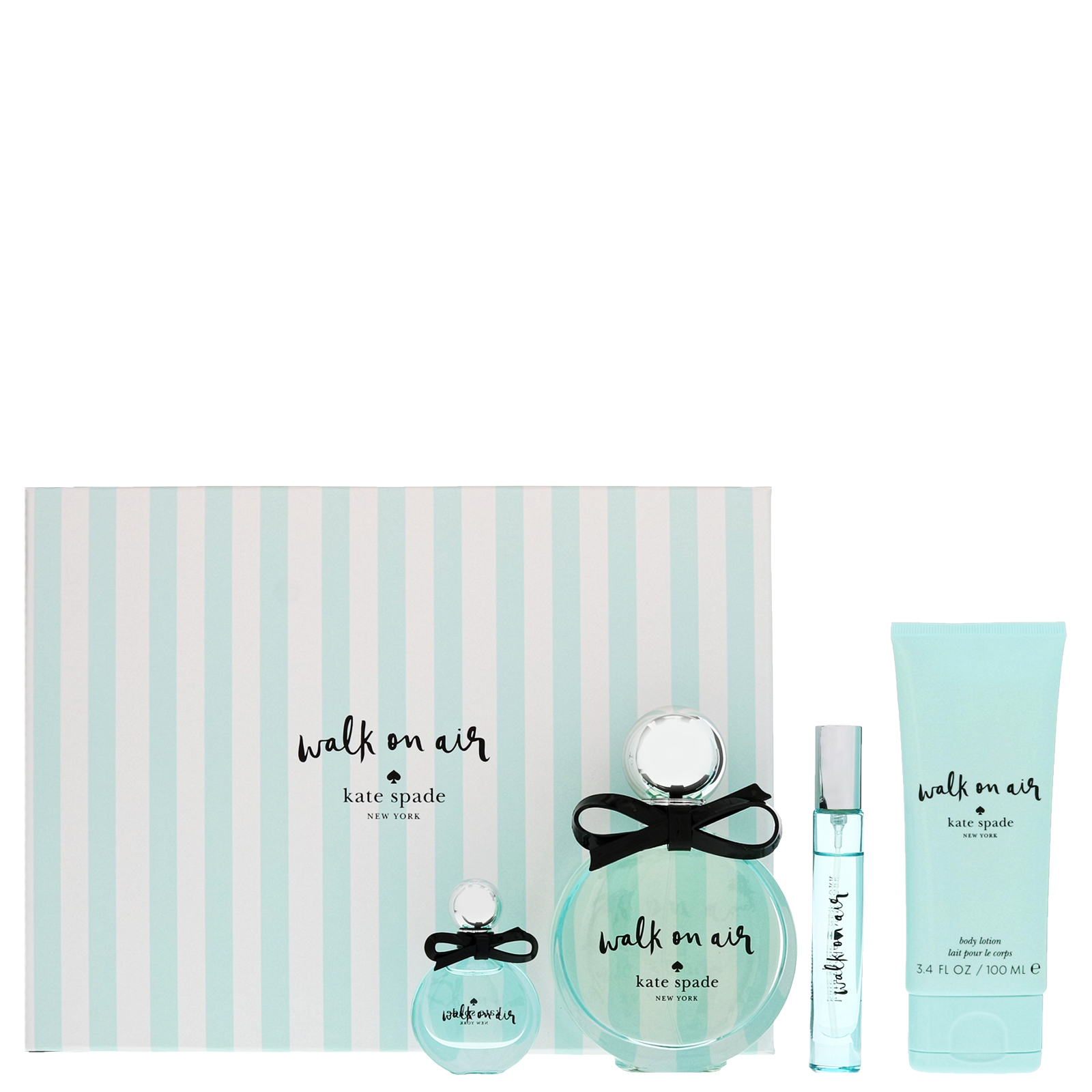 Kate Spade Walk On Air Eau de Parfum Spray 100ml Gift Set