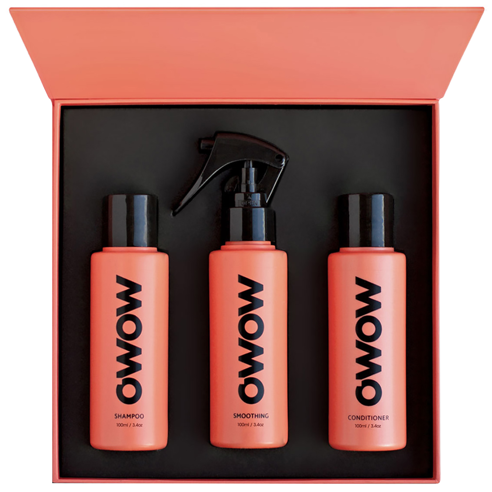 O'wow Kit At-Home Smoothing Treatment Kit