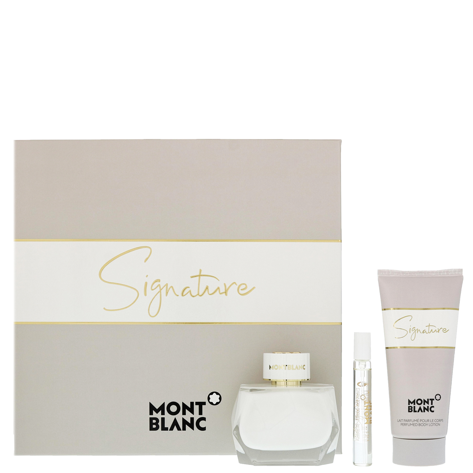 Montblanc Signature Eau de Parfum Spray 90ml Gift Set
