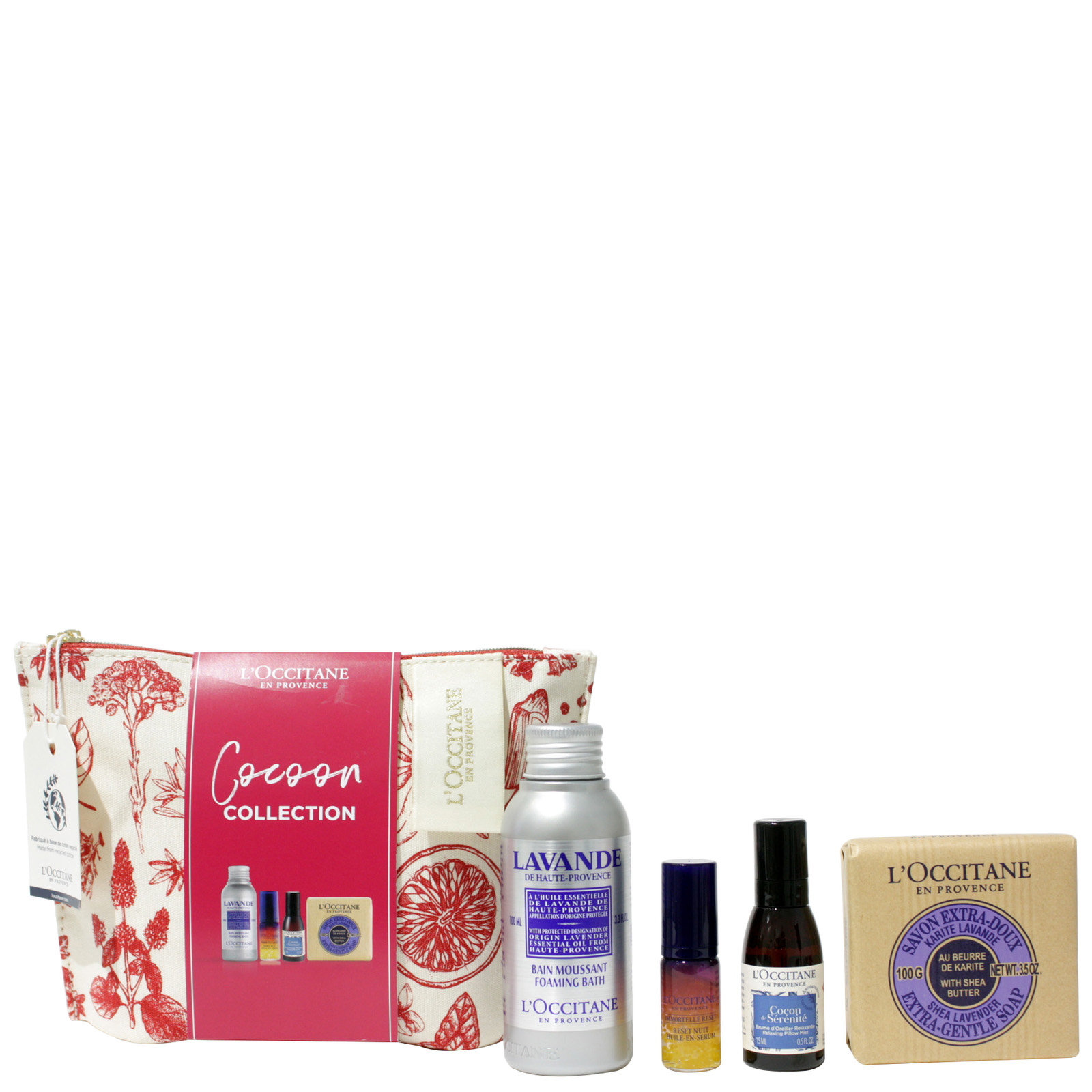 L'Occitane Gifts Cocoon Collection