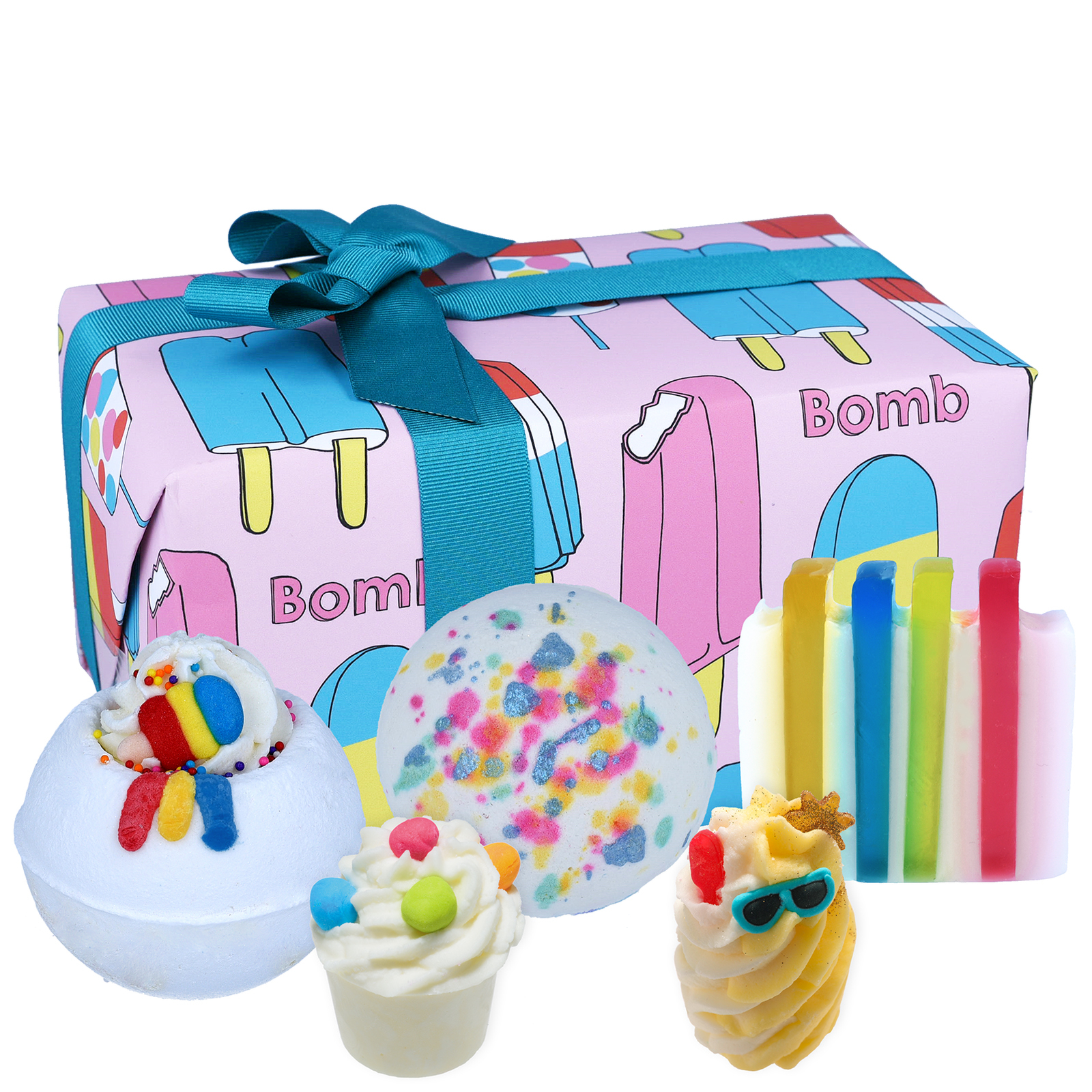 Bomb Cosmetics Gift Packs Anything Is Popsicle
