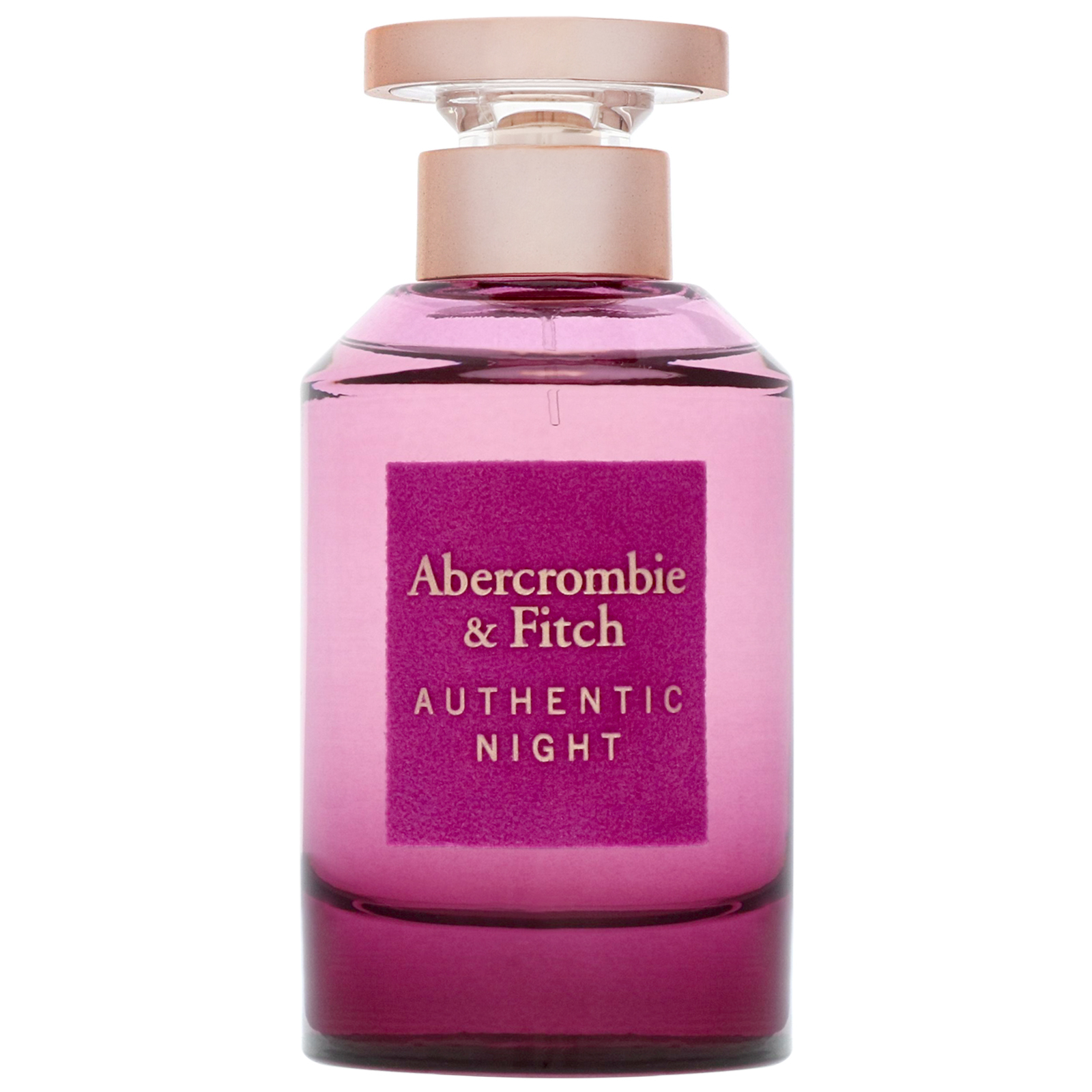 Abercrombie & Fitch Authentic Night Woman  Eau de Parfum Spray 100ml