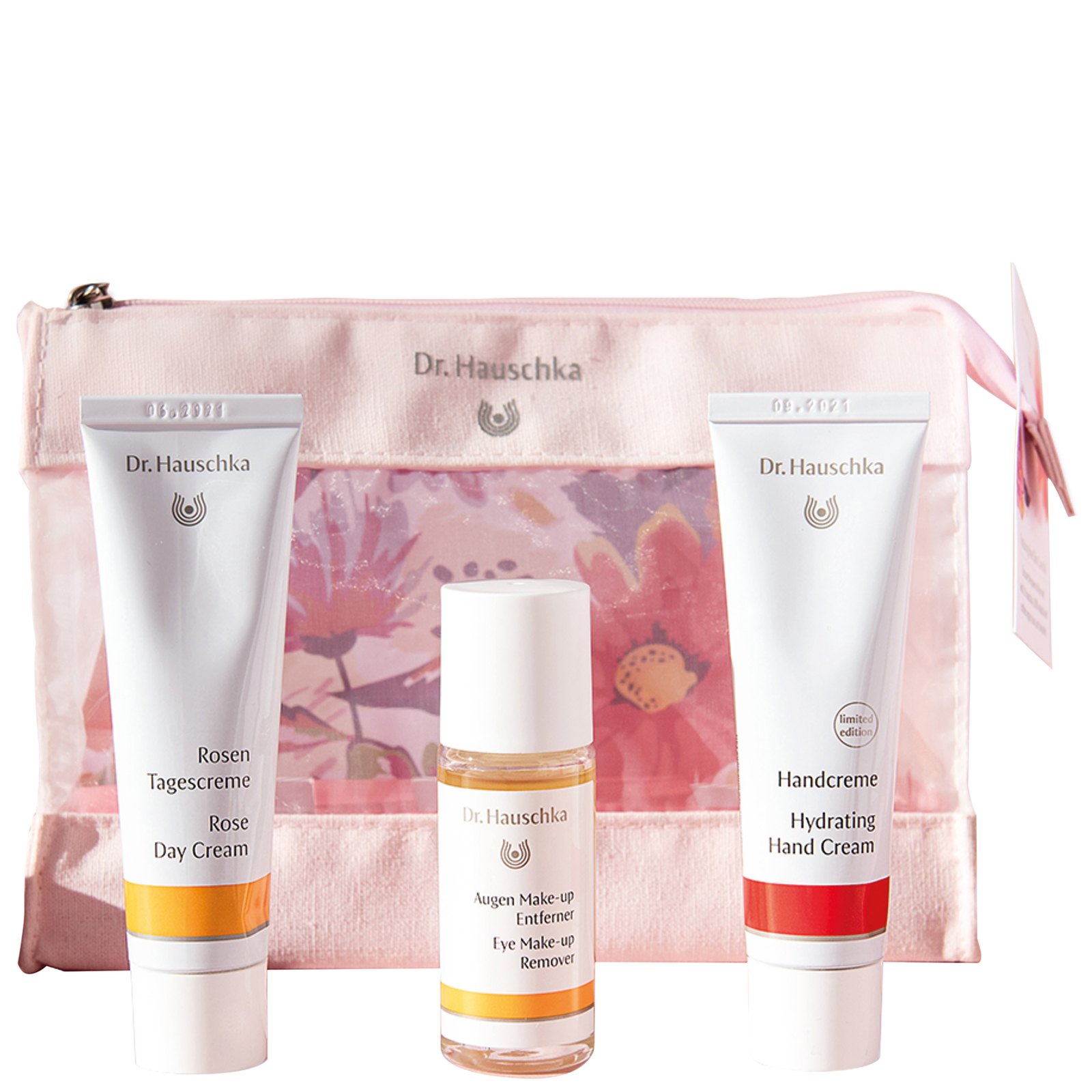Dr. Hauschka Gifts & Accessories  Nurturing Rose Skin Care Kit