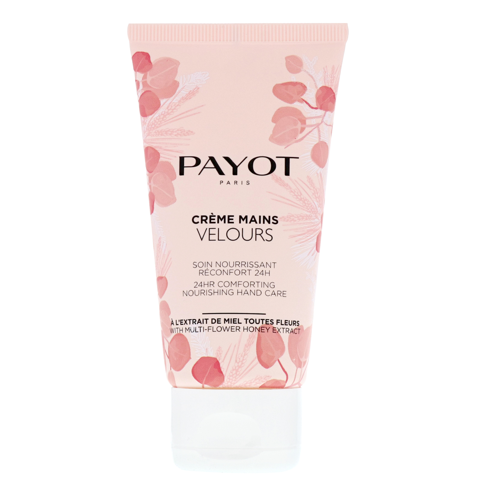 Payot Paris Gentle Body Creme Mains Velours: Comforting Nourishing Hand Care 75ml