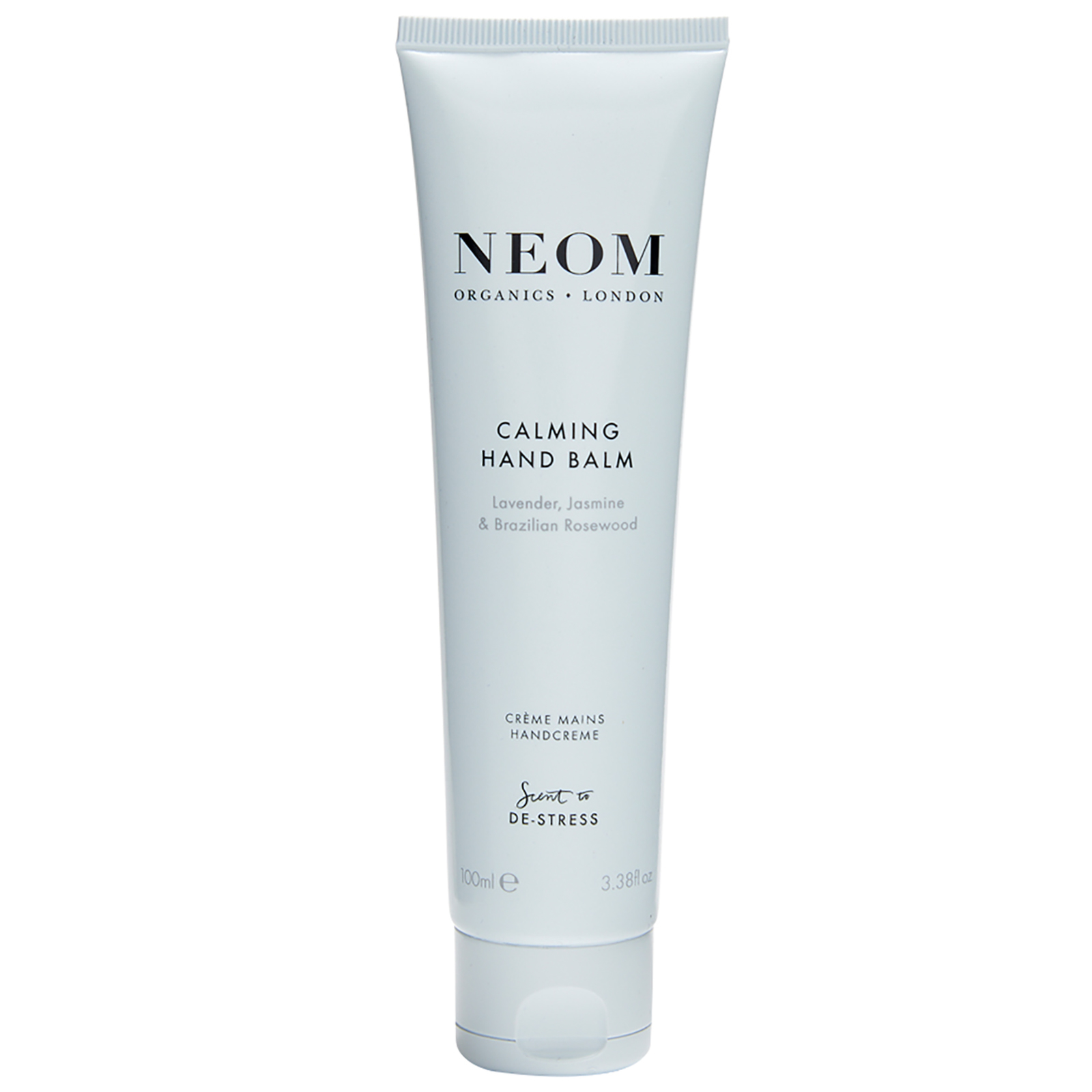 Neom Organics London Scent To De-Stress Calming Hand Balm 100ml