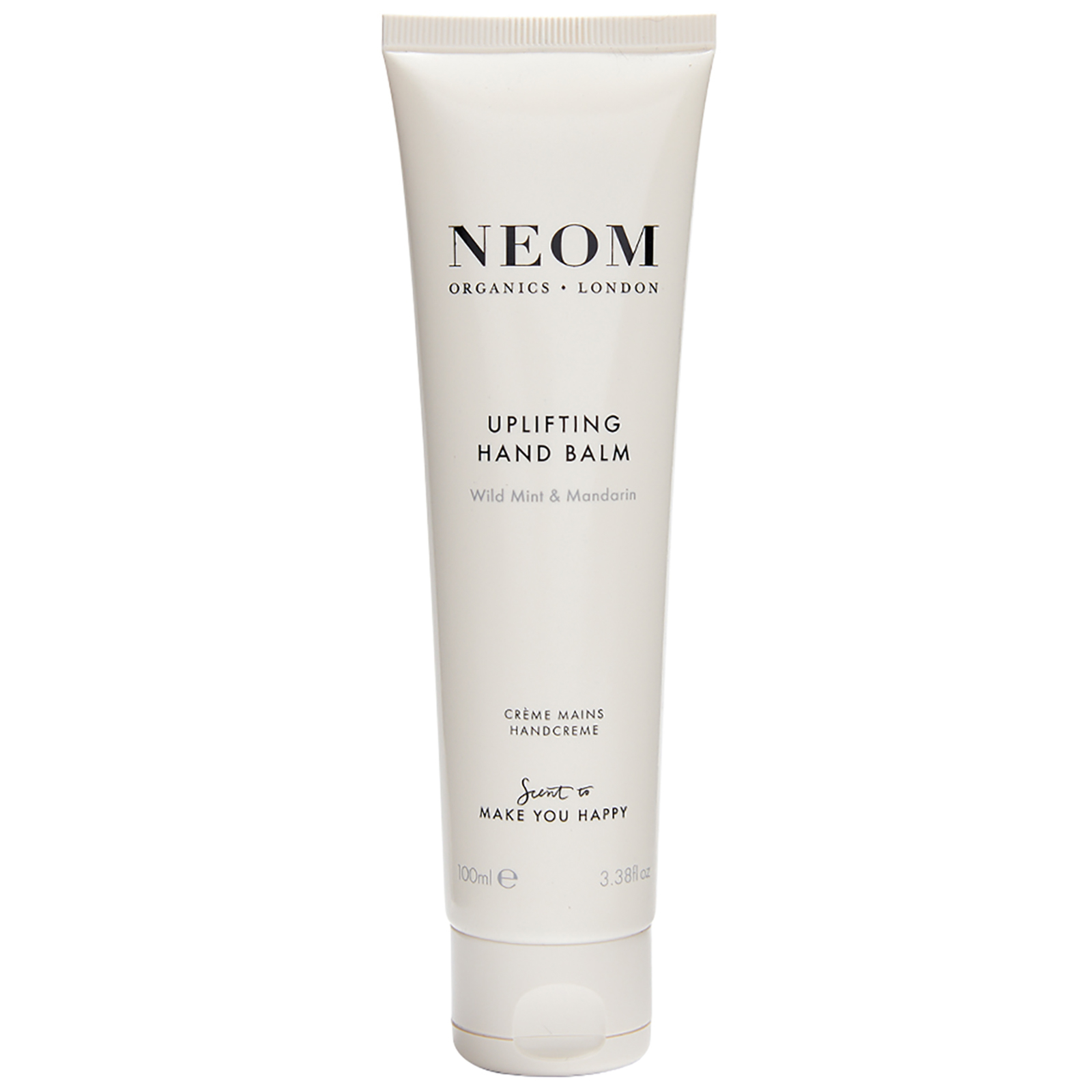 Neom Organics London Scent To Make You Happy Uplifting Hand Balm 100ml
