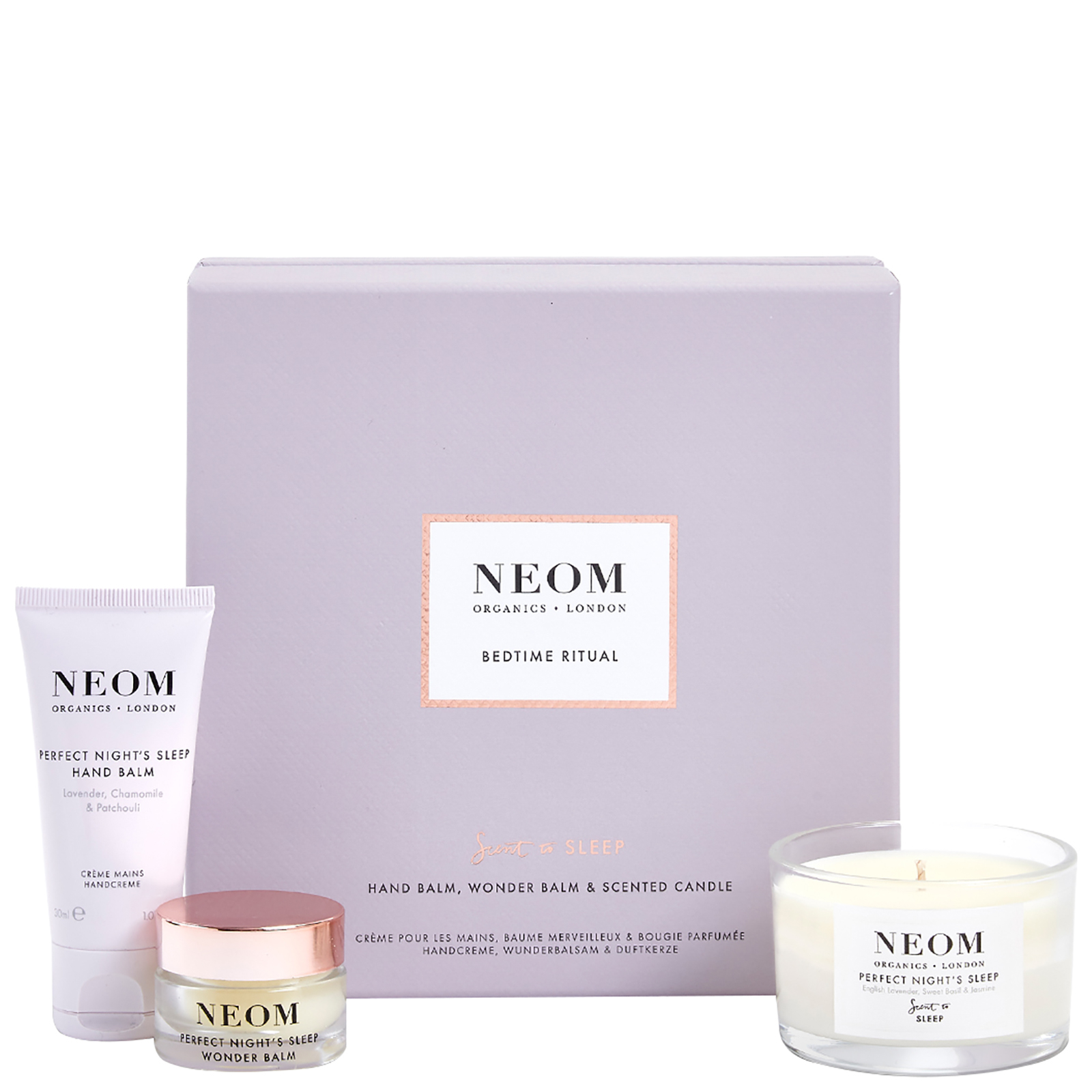 Neom Organics London Scent To Sleep Bedtime Ritual