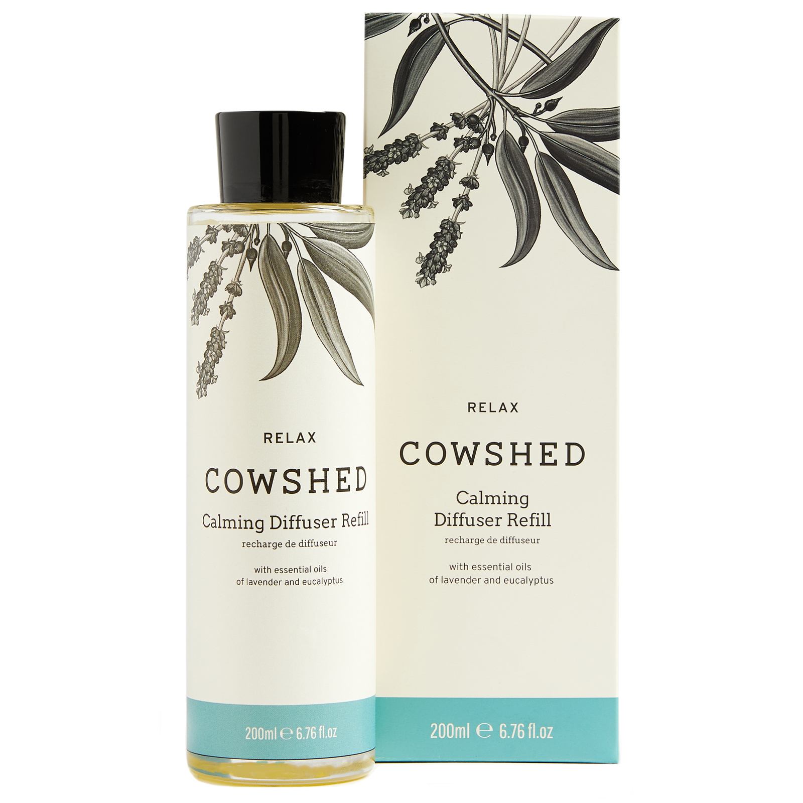 Cowshed At Home Relax Diffuser Refill 200ml