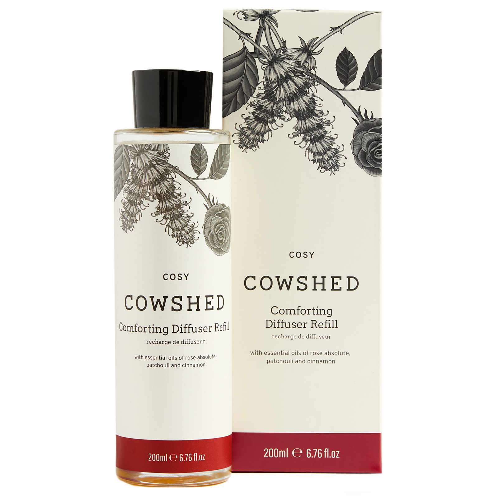 Cowshed At Home Cosy Diffuser Refill 200ml