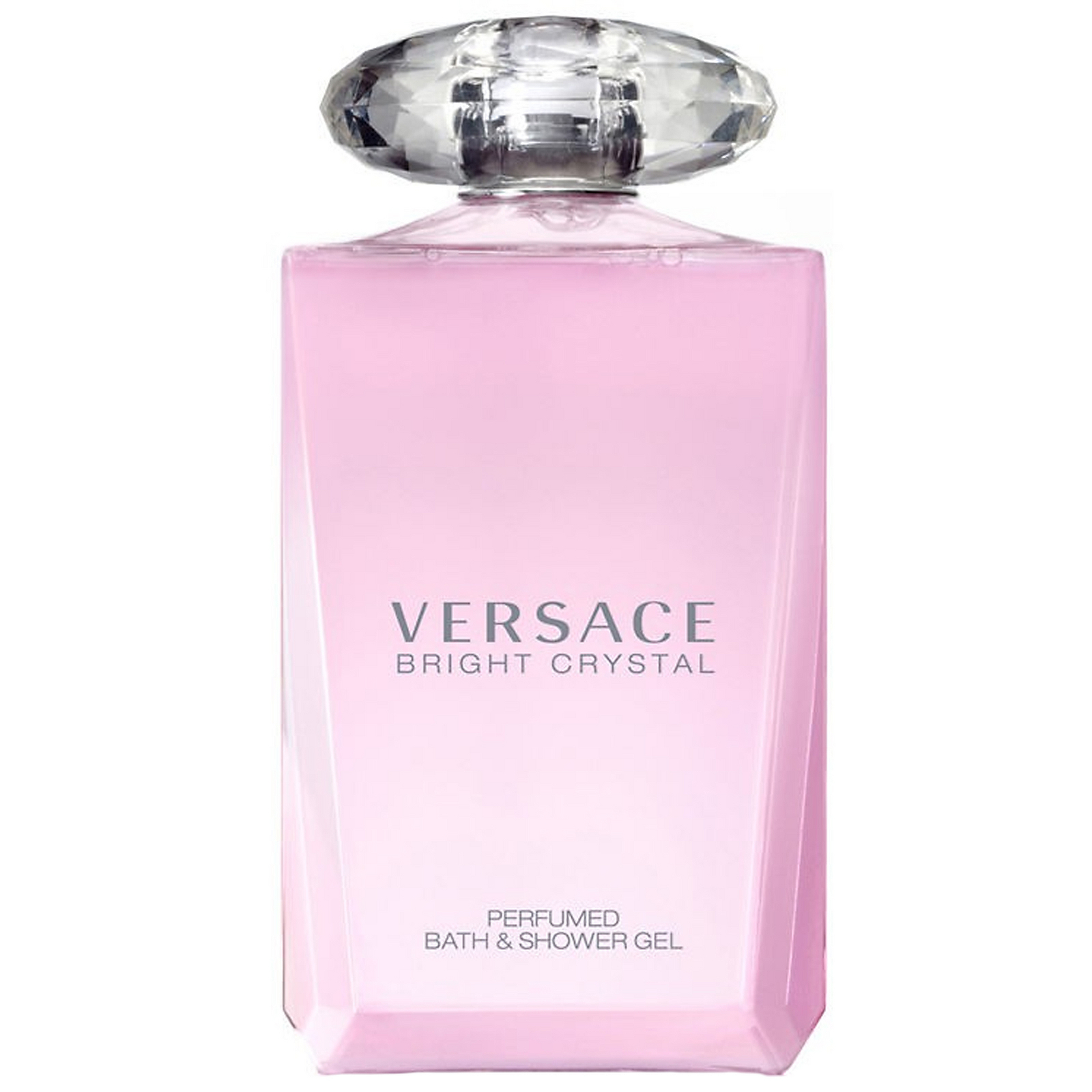 Versace Bright Crystal Perfumed Bath and Shower Gel 200ml