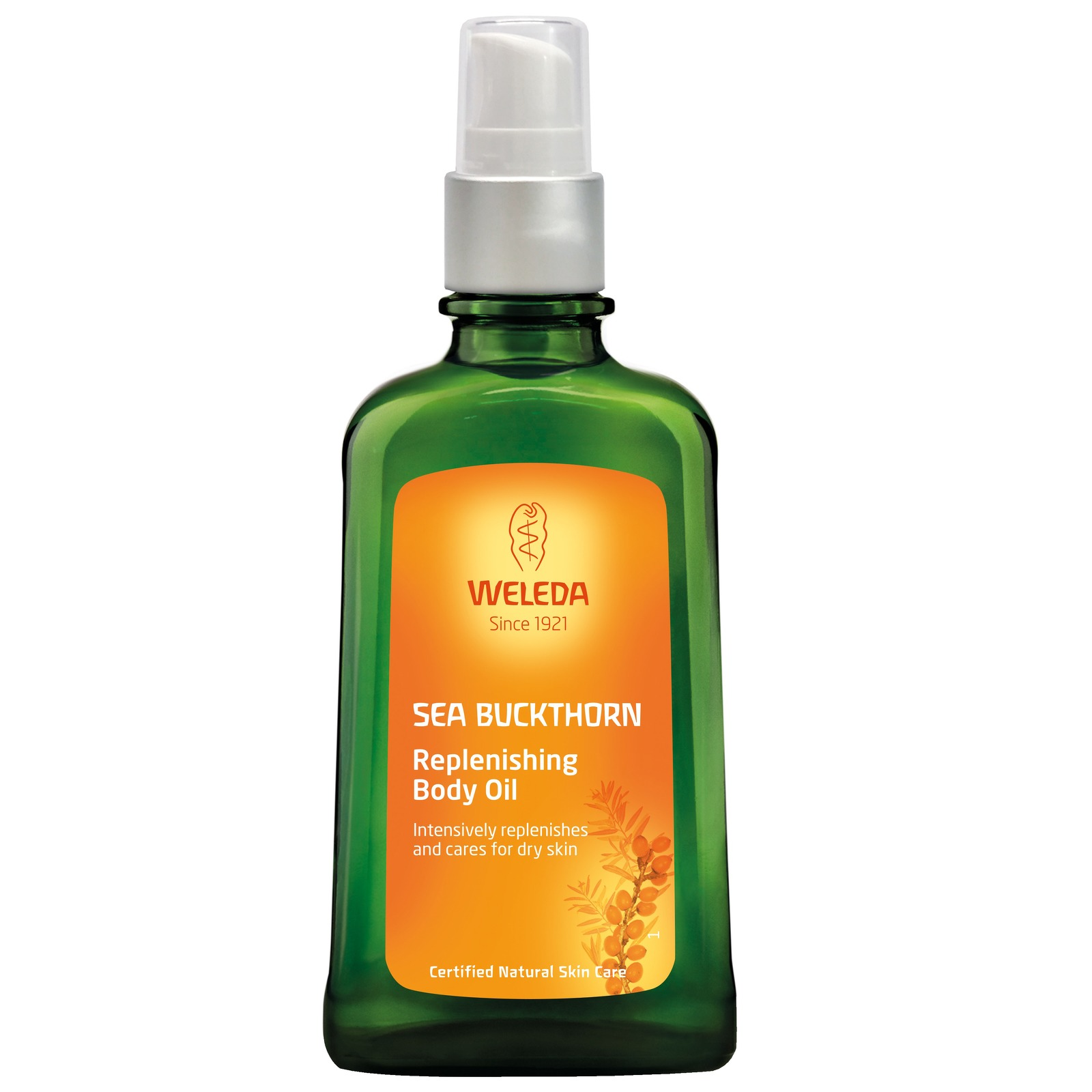 Weleda Body Care Sea Buckthorn Body Oil 100ml