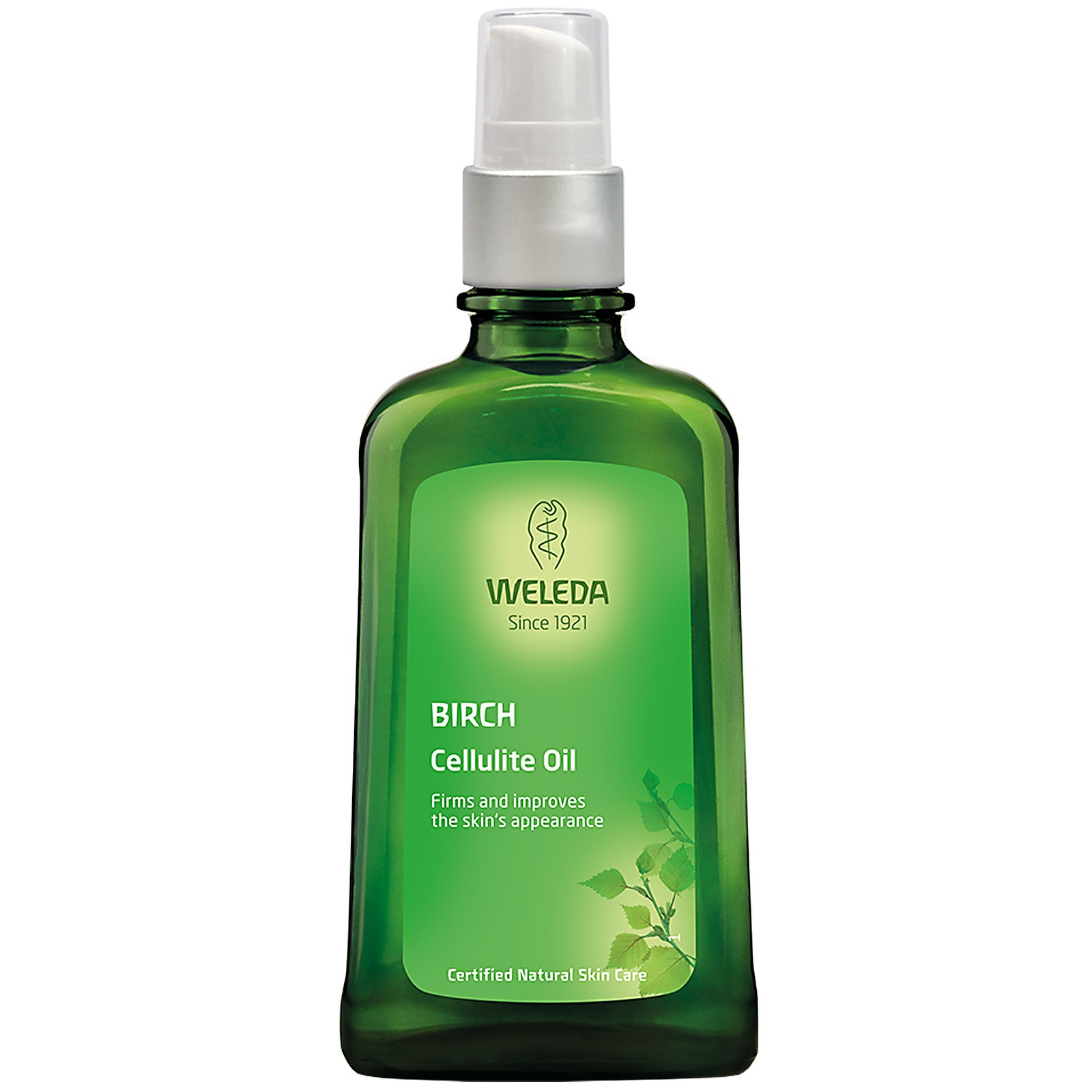 Weleda Body Care Birch Cellulite Oil 100ml