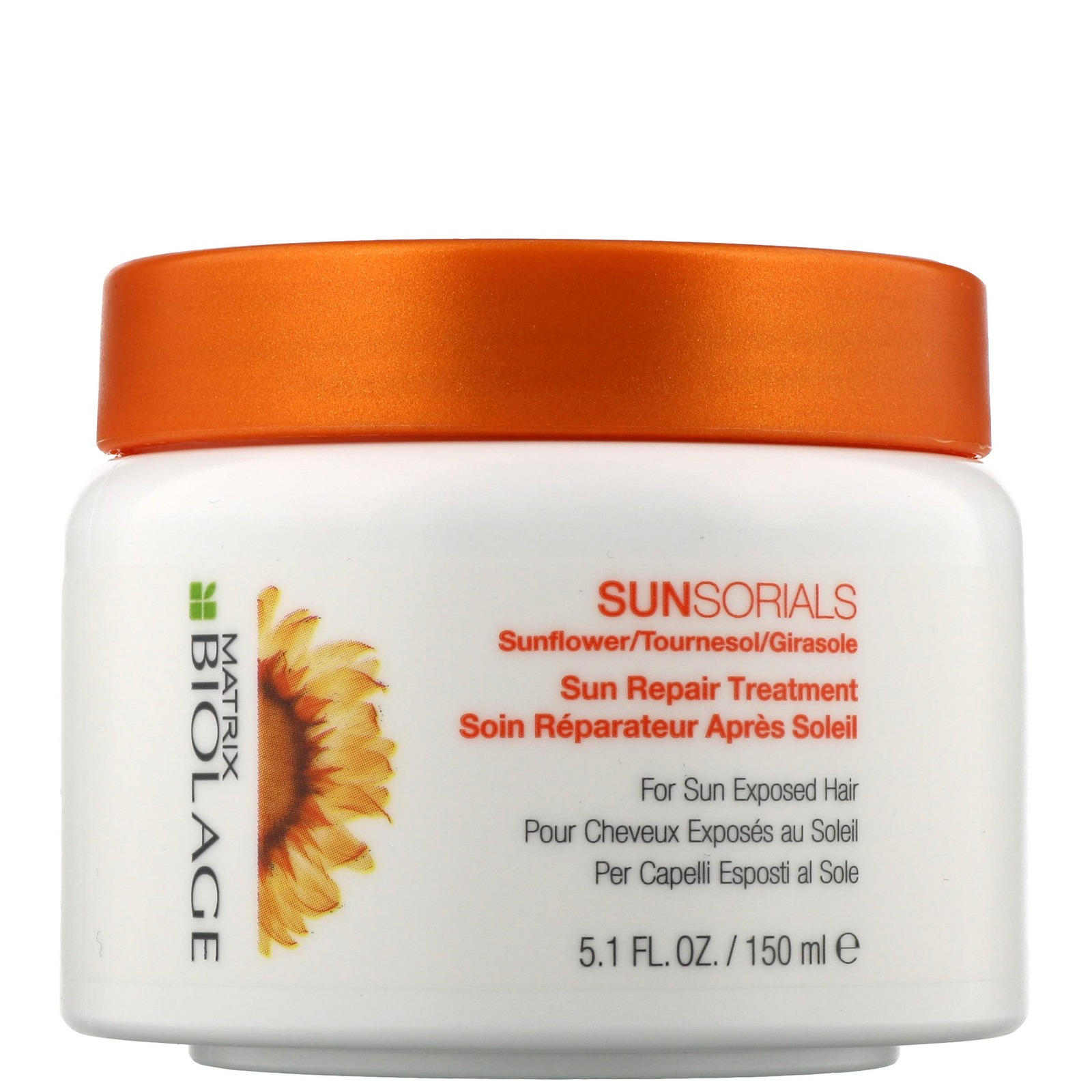 Biolage SunSorials Sun Repair Treatment for Sun-Exposed Hair 150ml