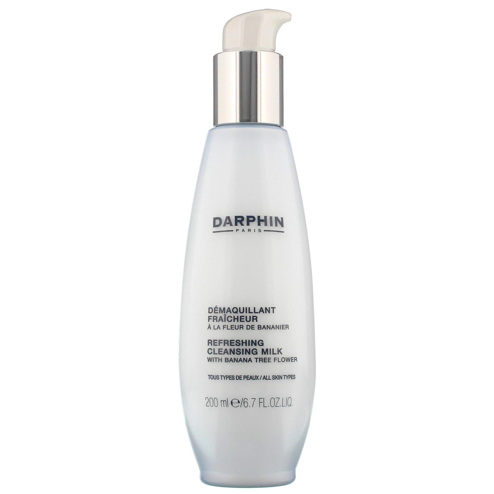 Darphin Cleansers & Toners Refreshing Cleansing Milk for All Skin Types 200ml