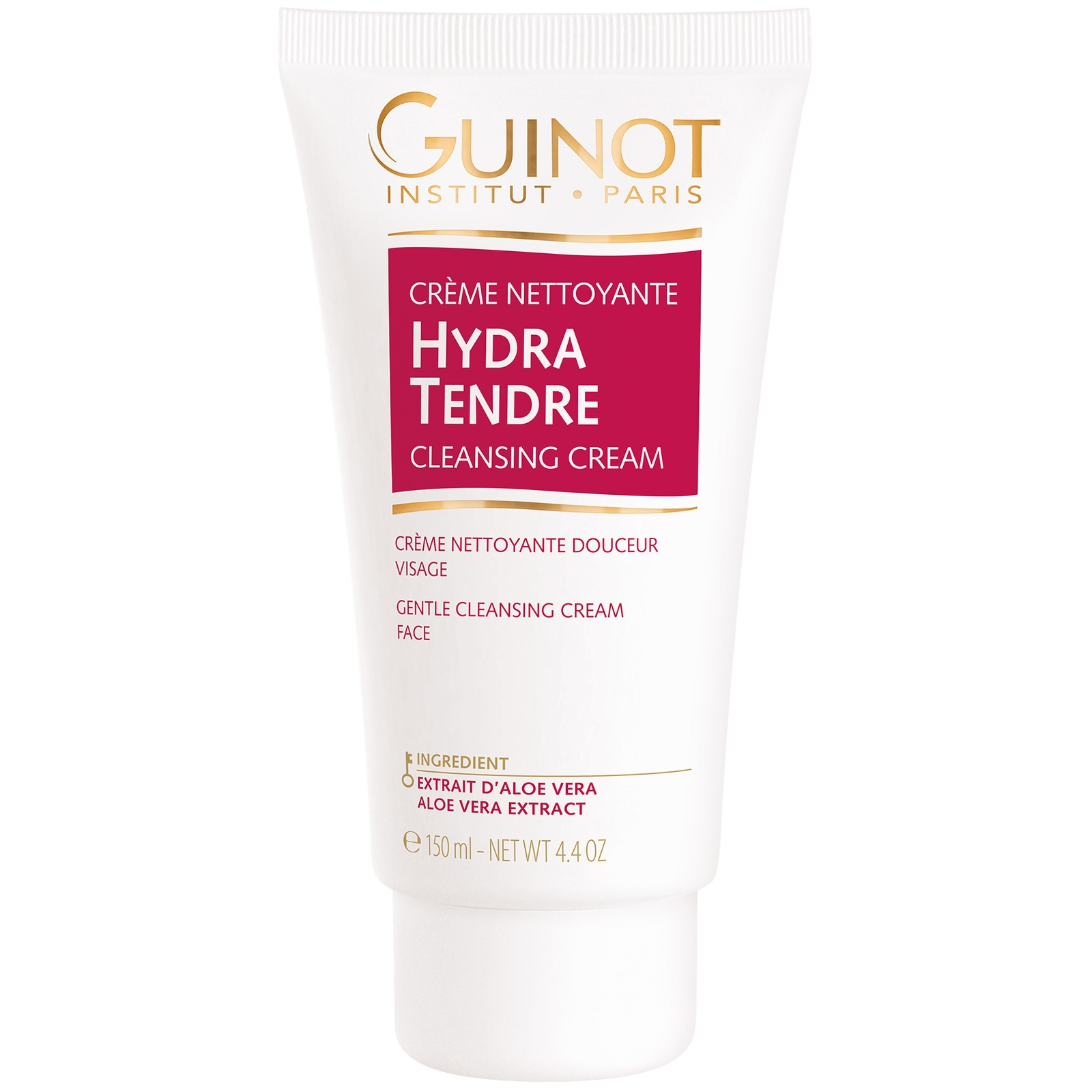 Guinot Make-Up Removal / Cleansing Hydra Tendre Cleansing Cream 150ml / 4.4 oz.